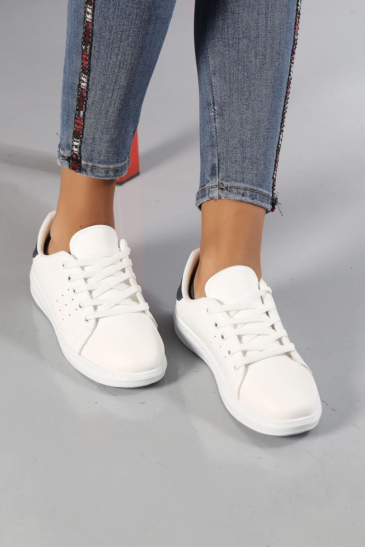 Ayakkabı Modası Kadın Spor Ayakkabı