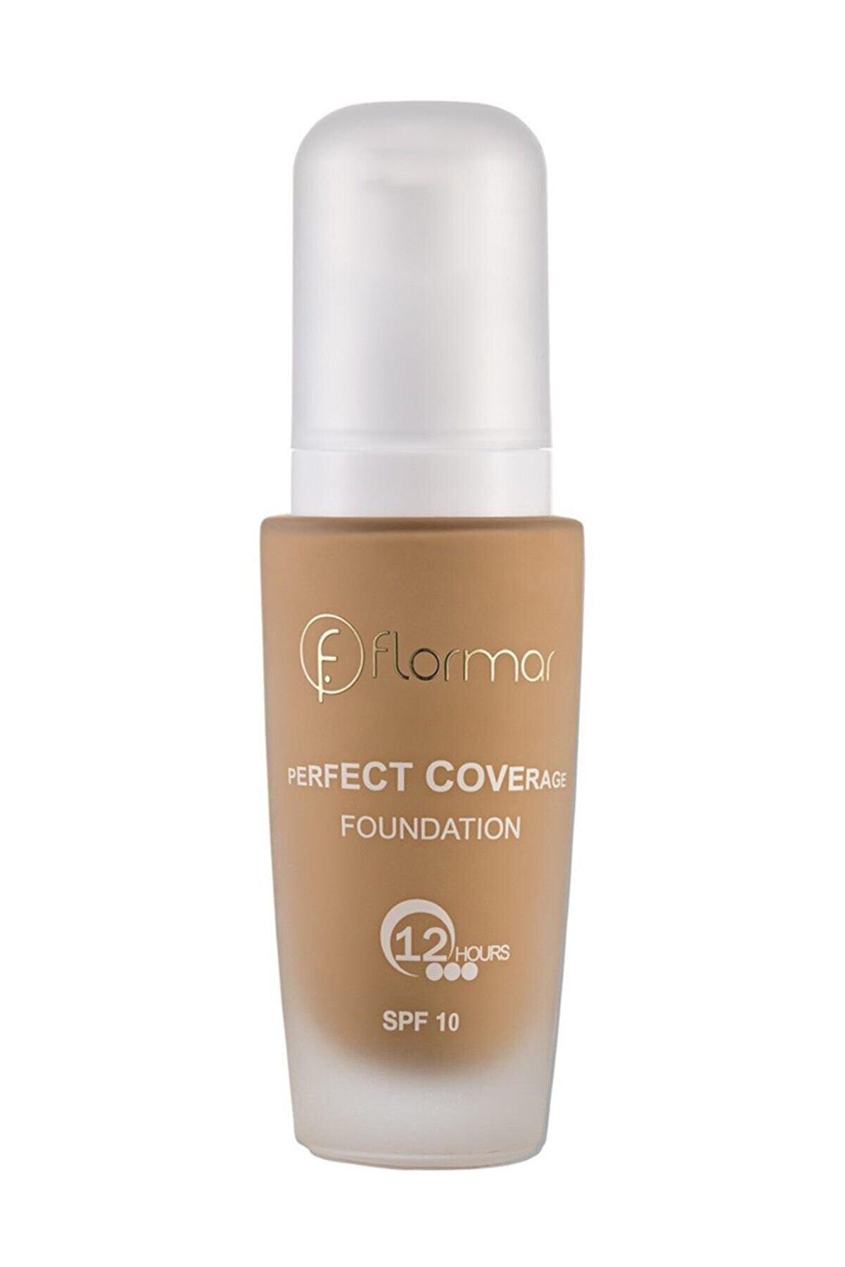 Flormar Fondöten Perfect Coverage Foundation No: 108 Honey 30 Ml 8690604098675