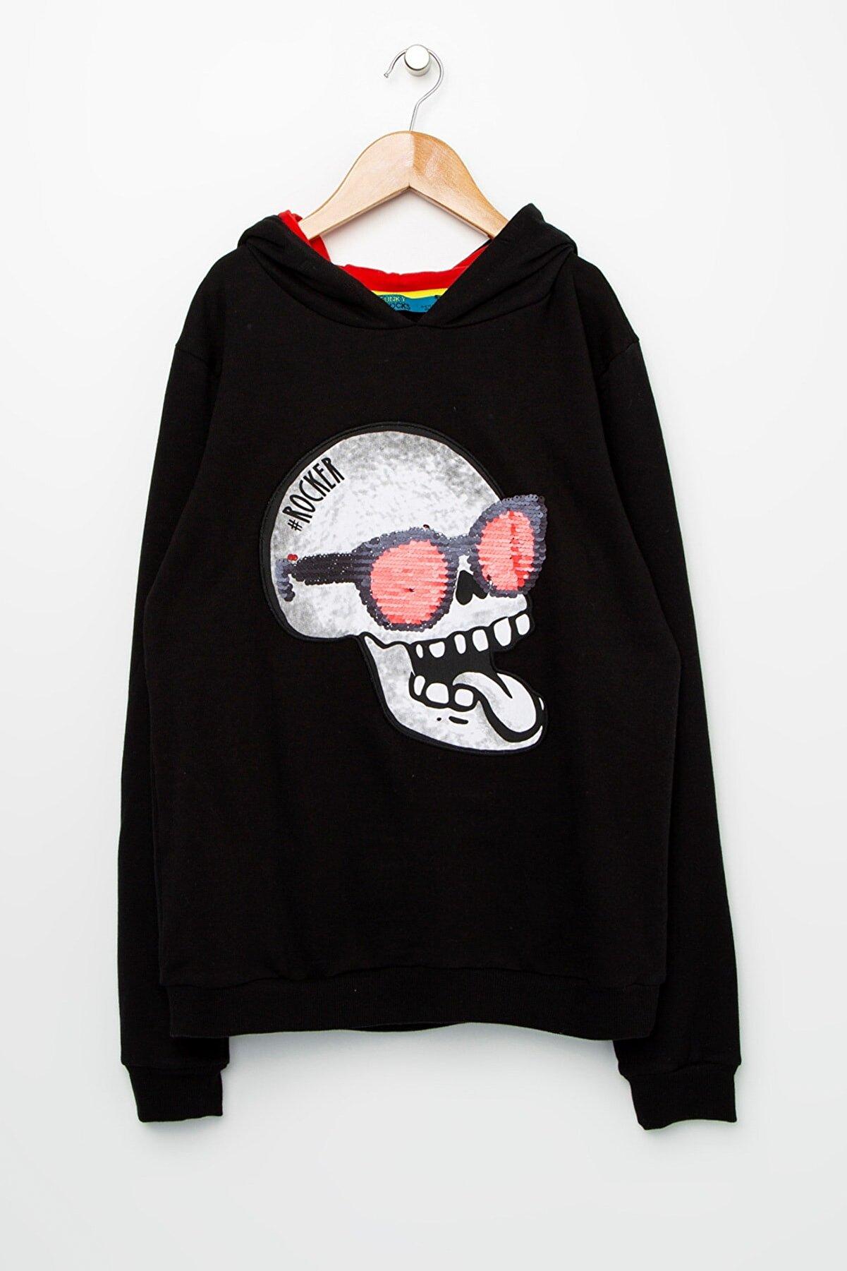 Funky Rocks Sweatshirt