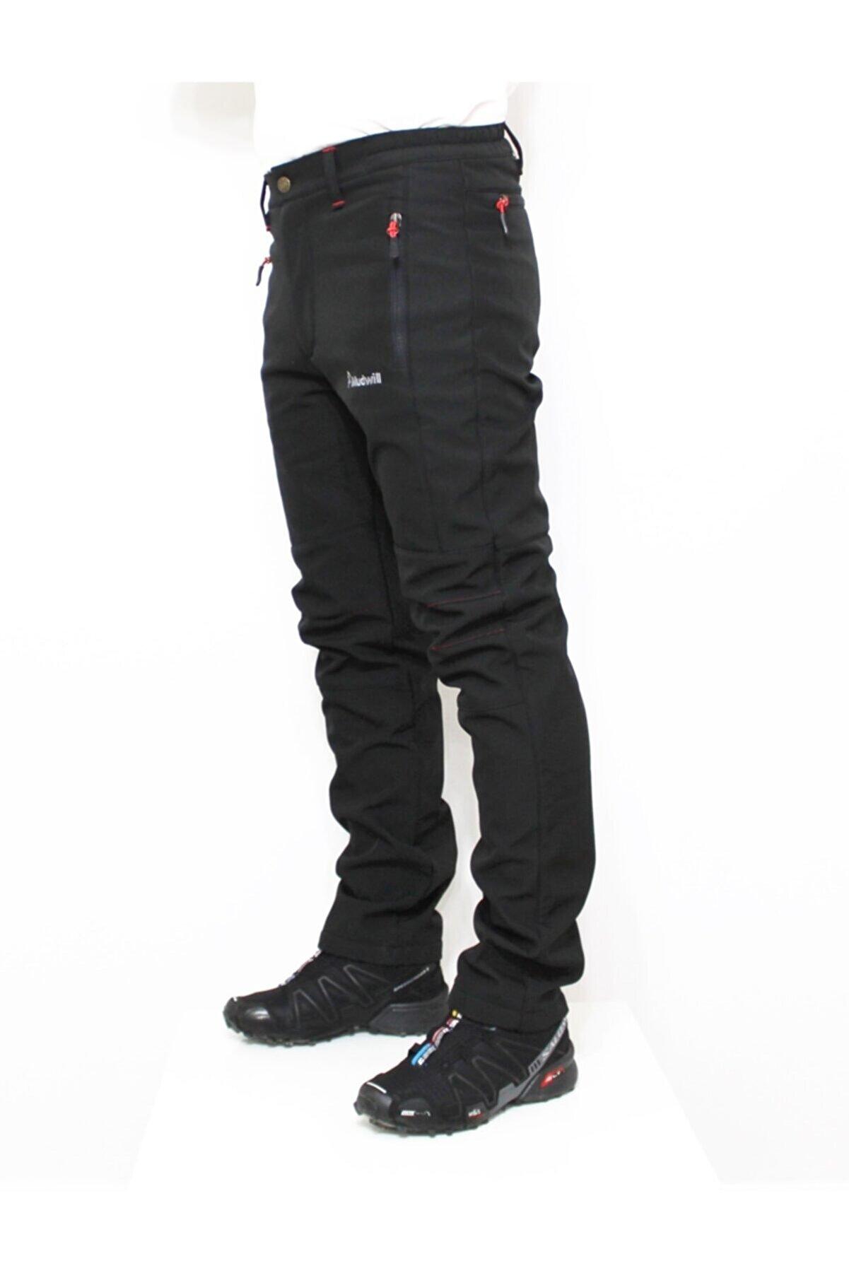 Mudwill Outdoor Kışlık Softshell Erkek Pantolon
