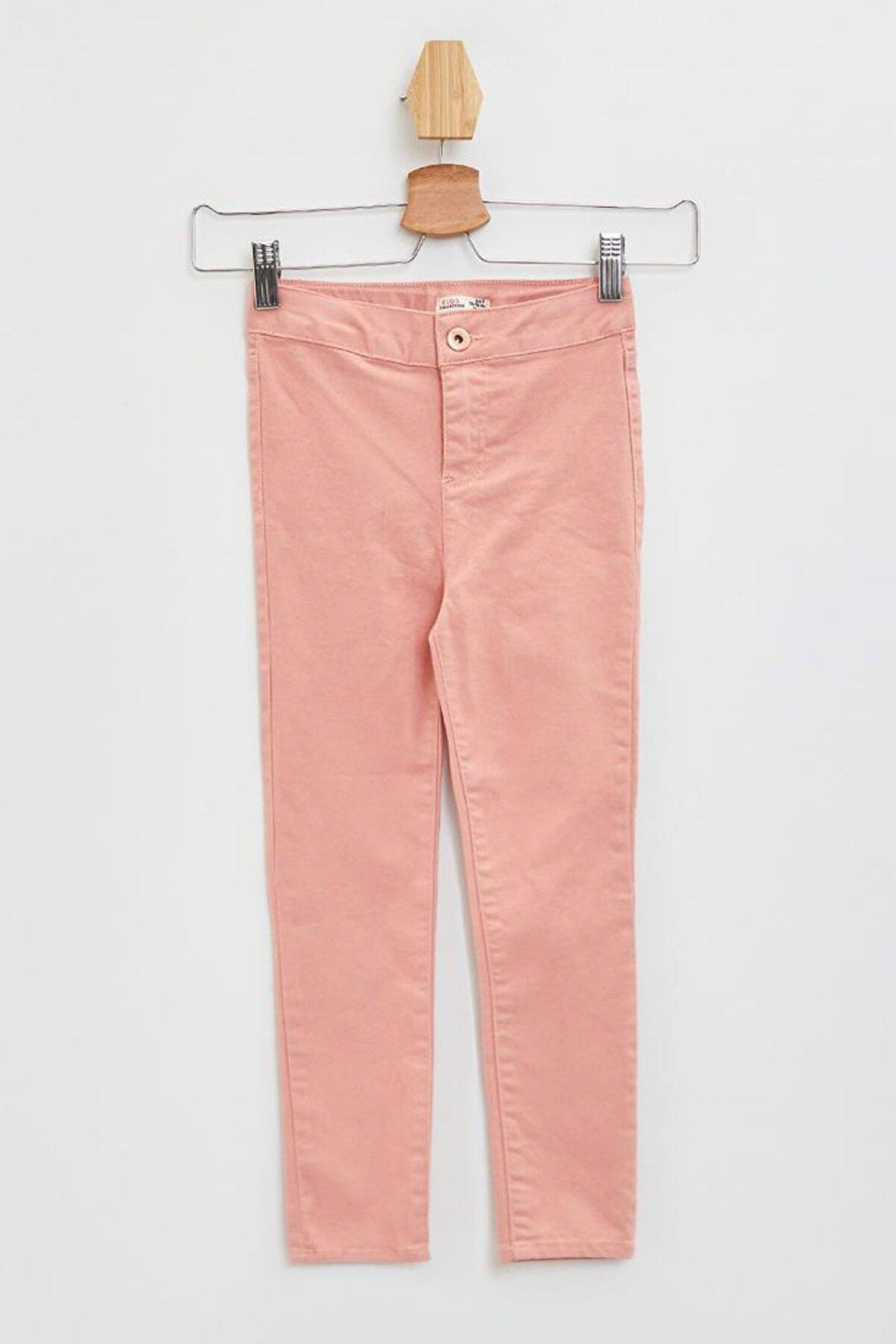 Defacto Kız Çocuk Skinny Fit Pantolon
