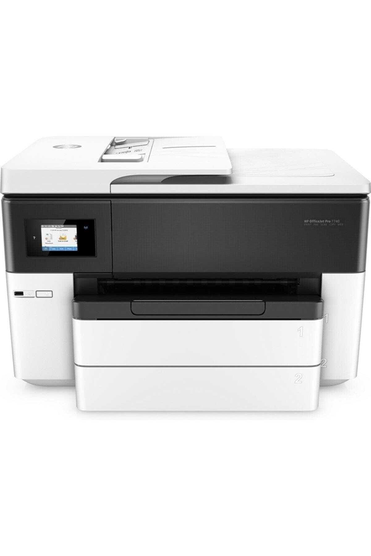 HP G5j38a Officejet Pro 7740 Geniş Format All-in-one Yazıcı