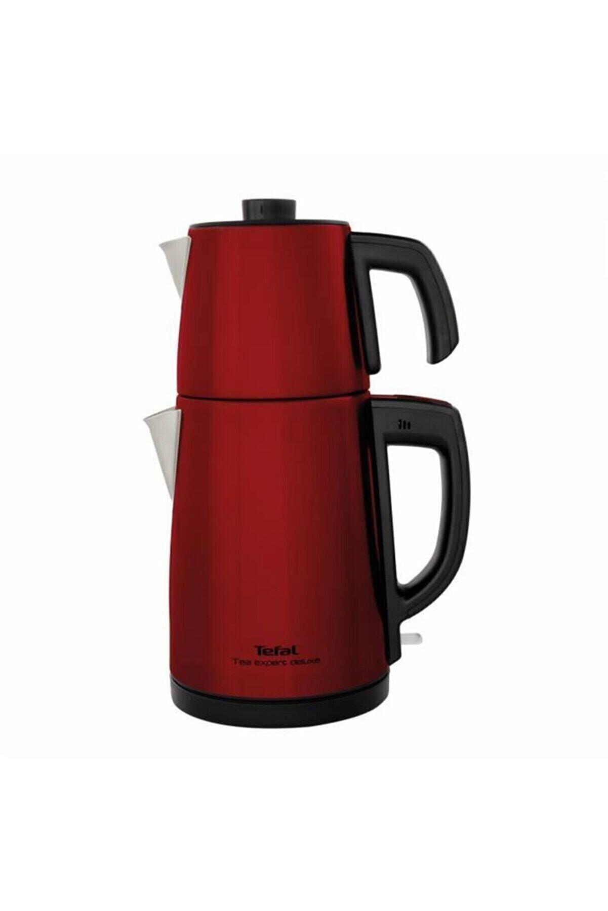 TEFAL Tea Expert Deluxe Kırmızı Çay Makinası