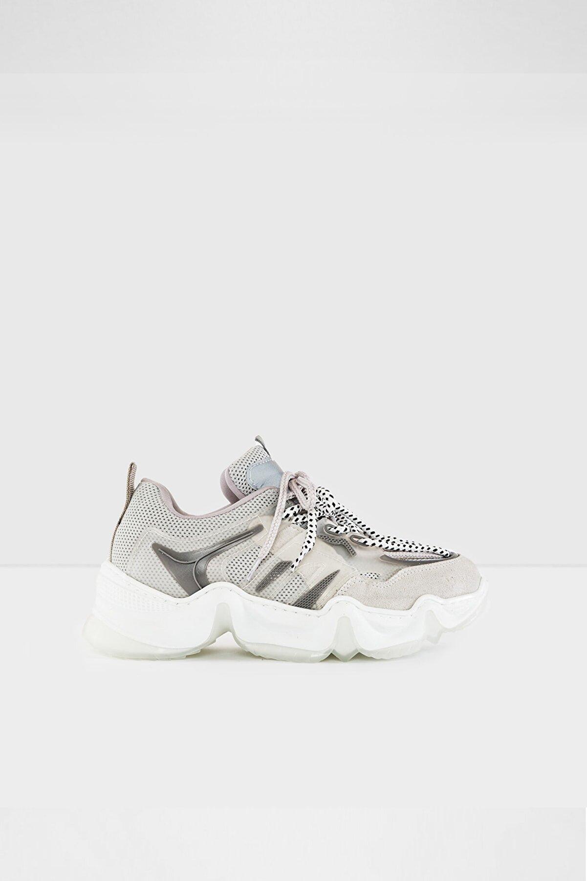 Aldo Kadın Gri Sneaker