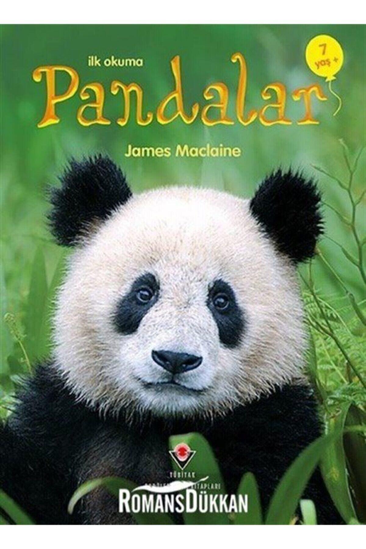 Tübitak Yayınları Pandalar-ilk Okuma