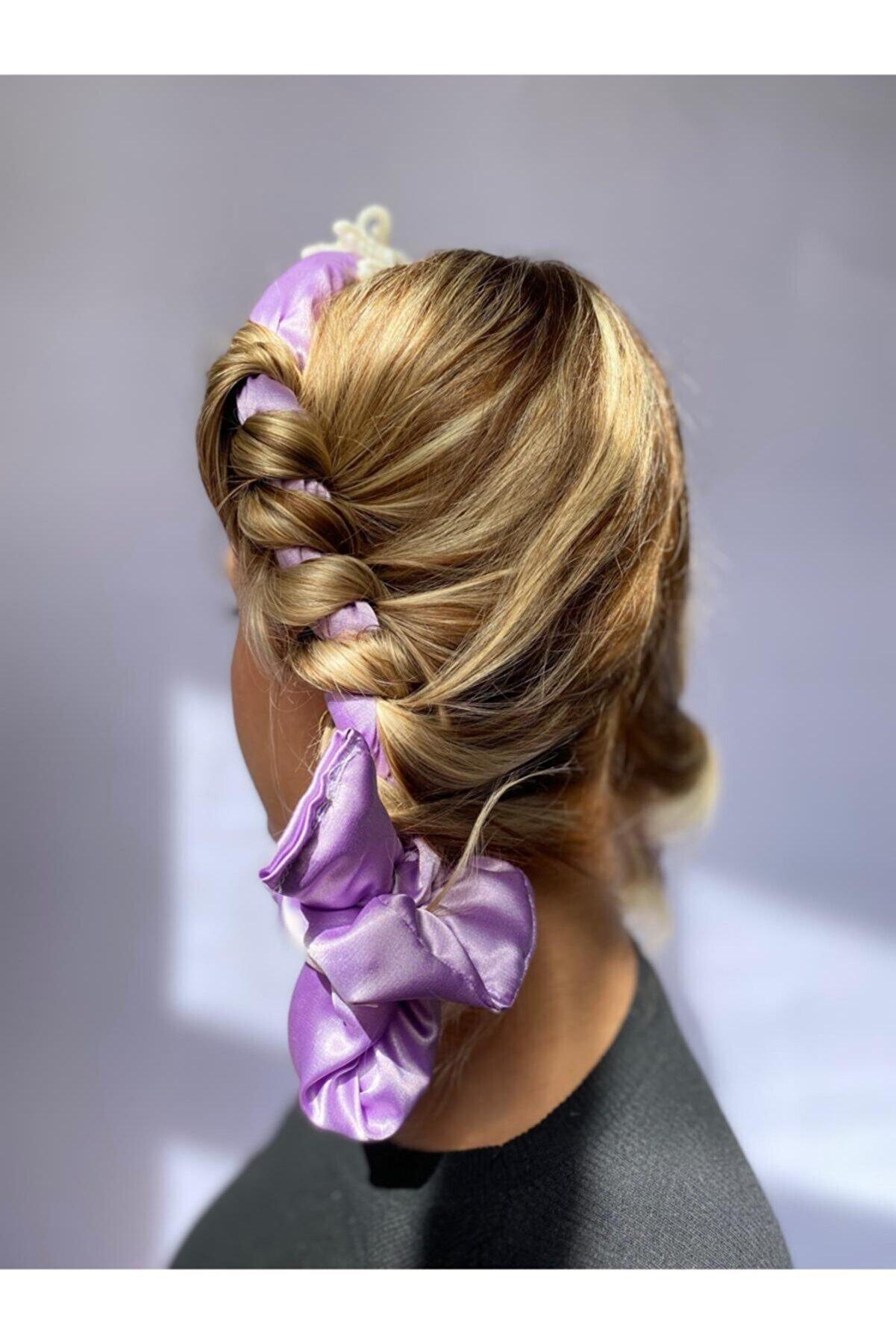Femine Isısız Saç Şekillendirici - Ipek Saten Saç Sosisi