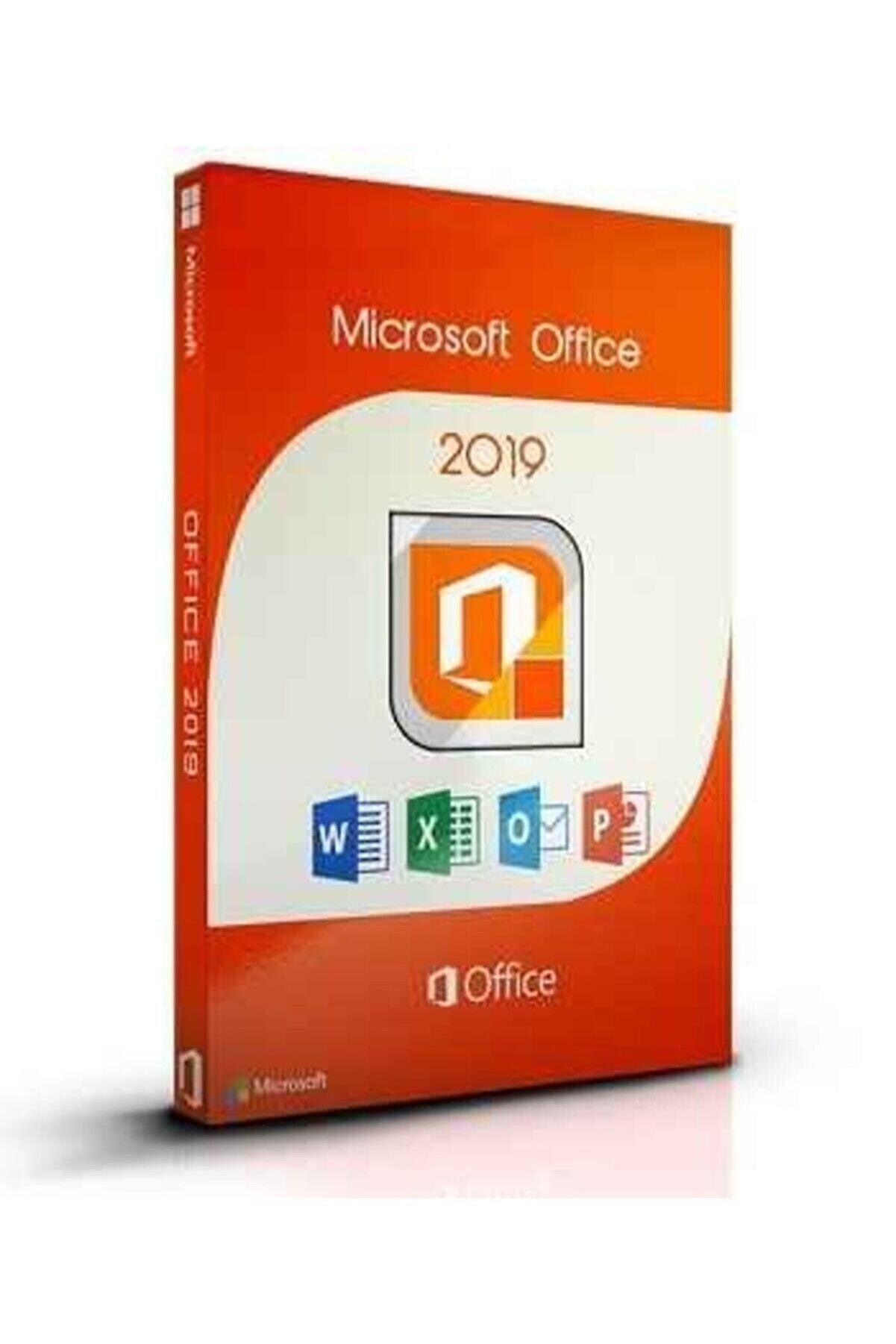 Microsoft Office 2019 Pro Plus Lisans Anahtarı-1 Pc
