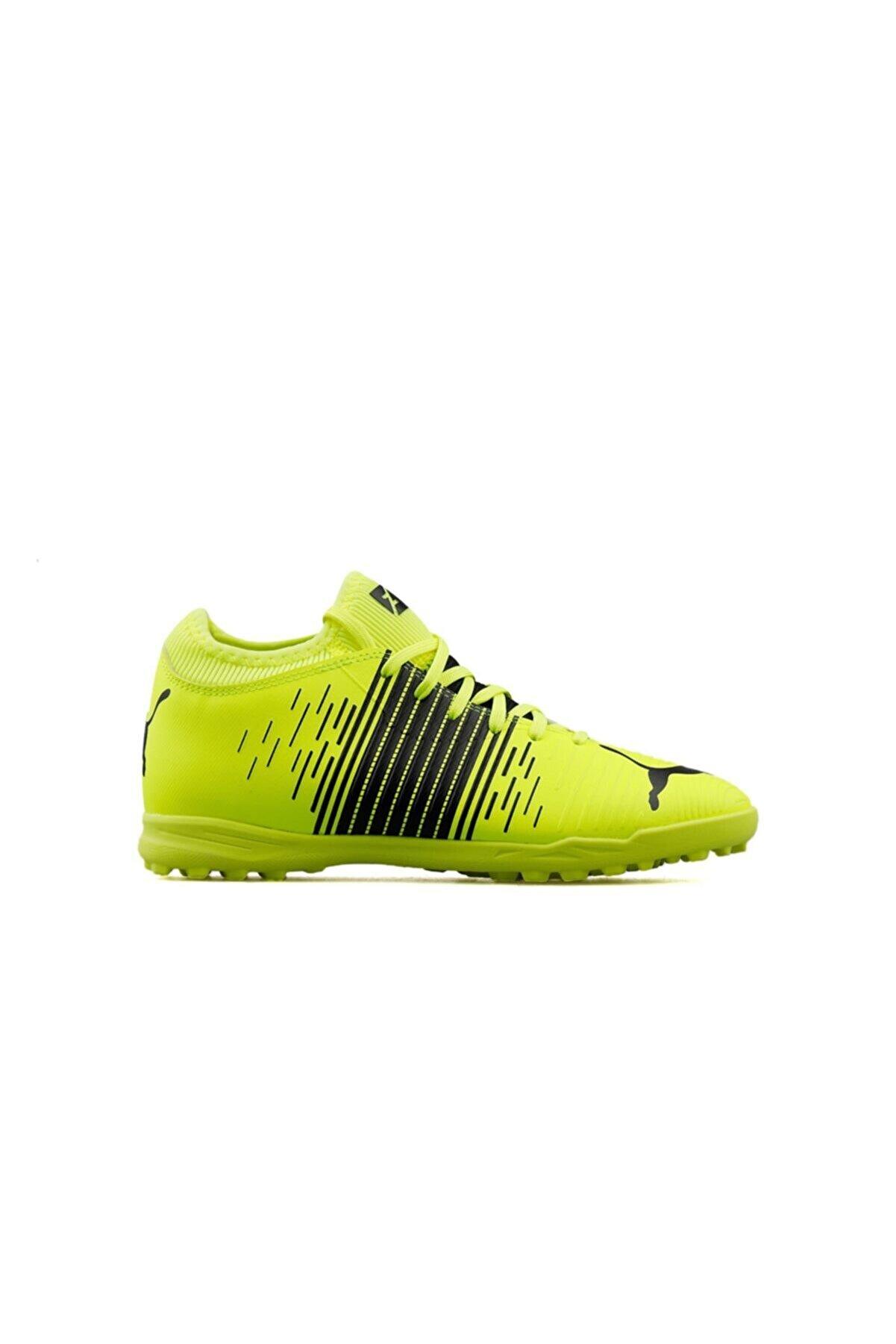 Puma Future Z 4.1 Tt Jr Çocuk Halı Saha Ayakkabısı 10640301 Yeşil