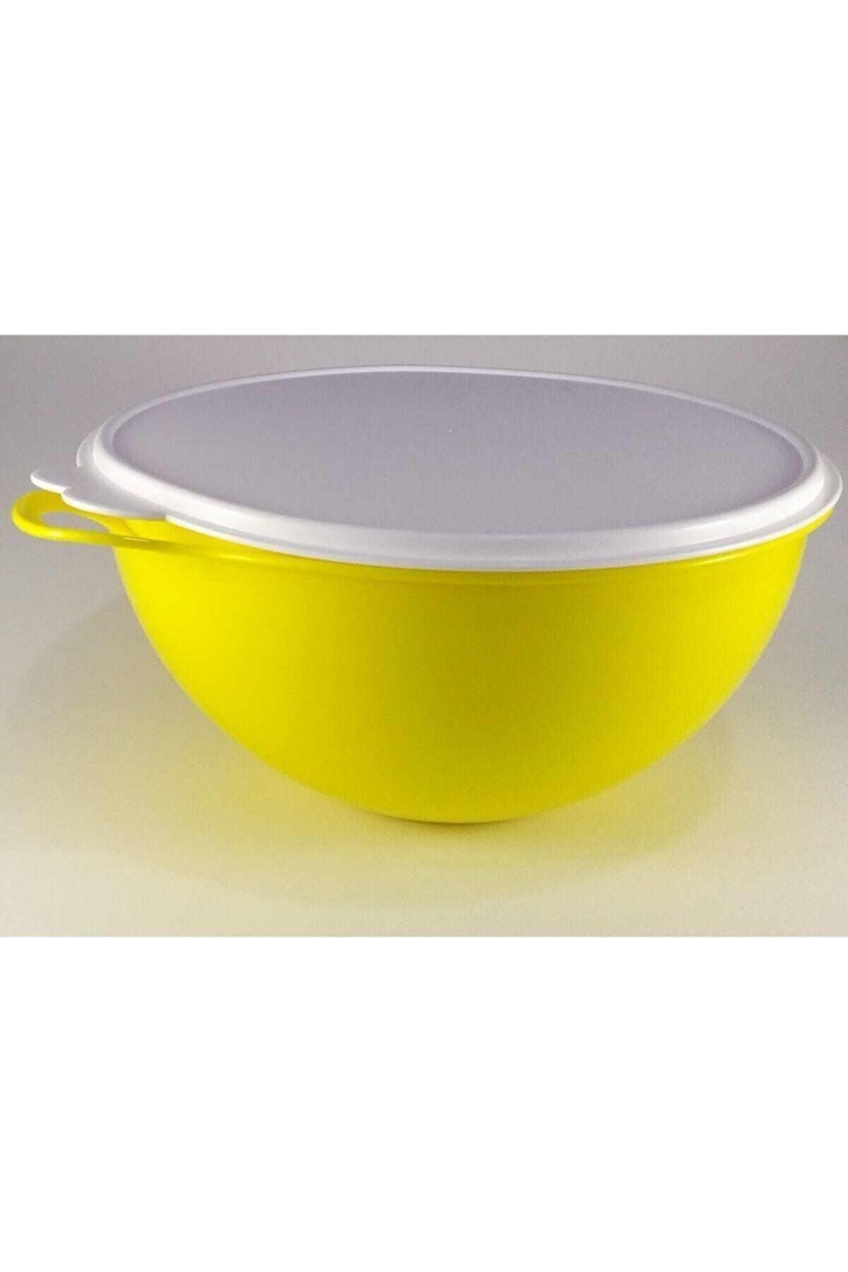 Tupperware Miksim Sarı 7.5 Litre