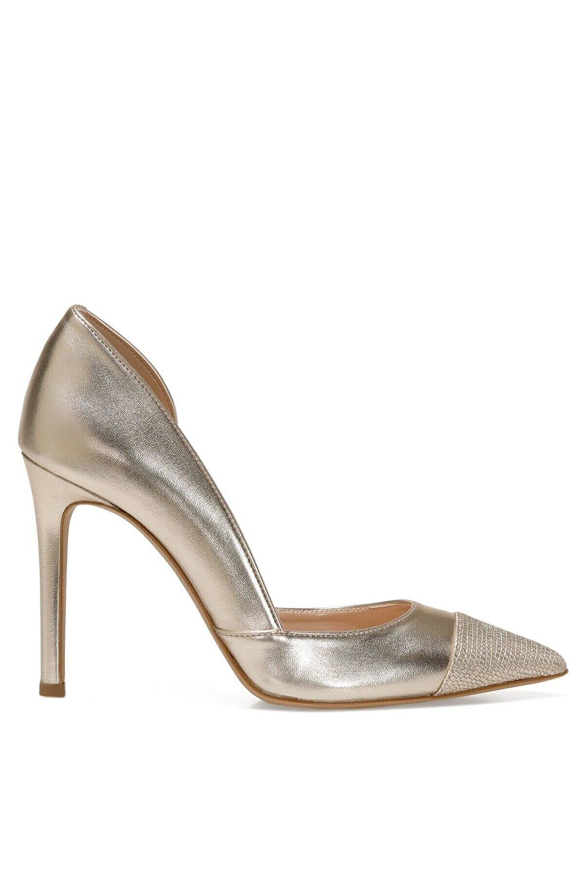Nine West MERNANI 1FX Altın Kadın Gova Ayakkabı 101012991