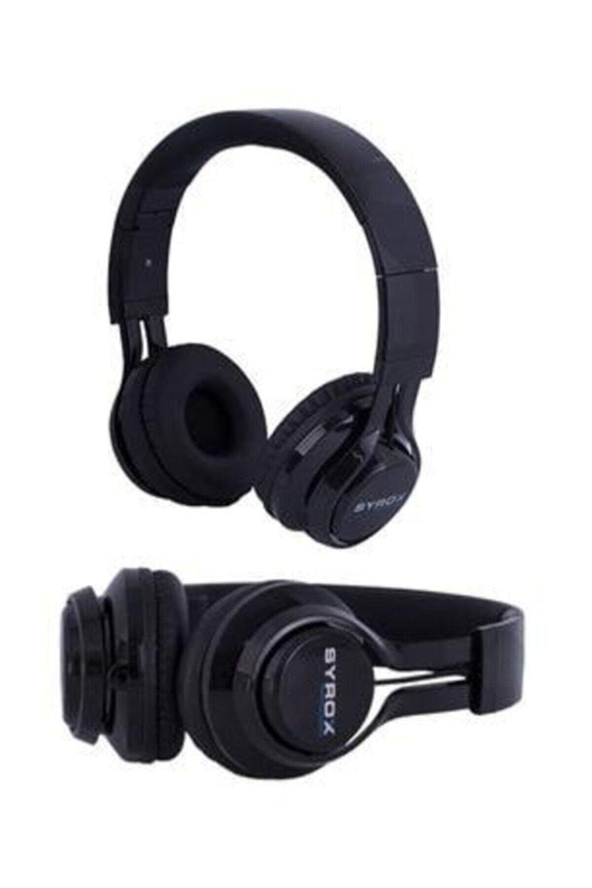 Syrox Bluetooth Kulaküstü Kulaklık