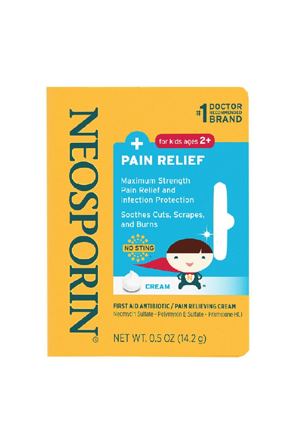 Johnson & Johnson Neosporin Kids Pain Relief 14,2 Gr.