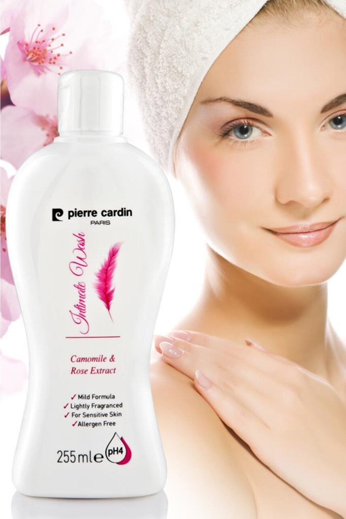 Pierre Cardin Intimate Wash 255 Ml Genital Bölge Temizleme Sıvısı