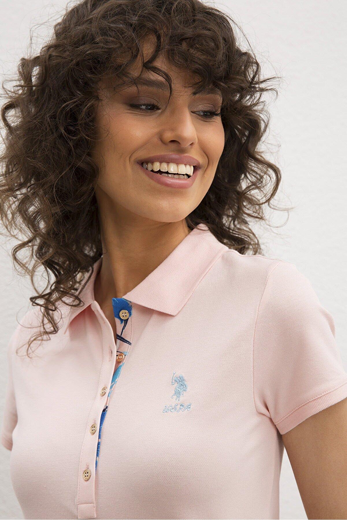 US Polo Assn Kadın T-Shirt G082SZ011.000.952066