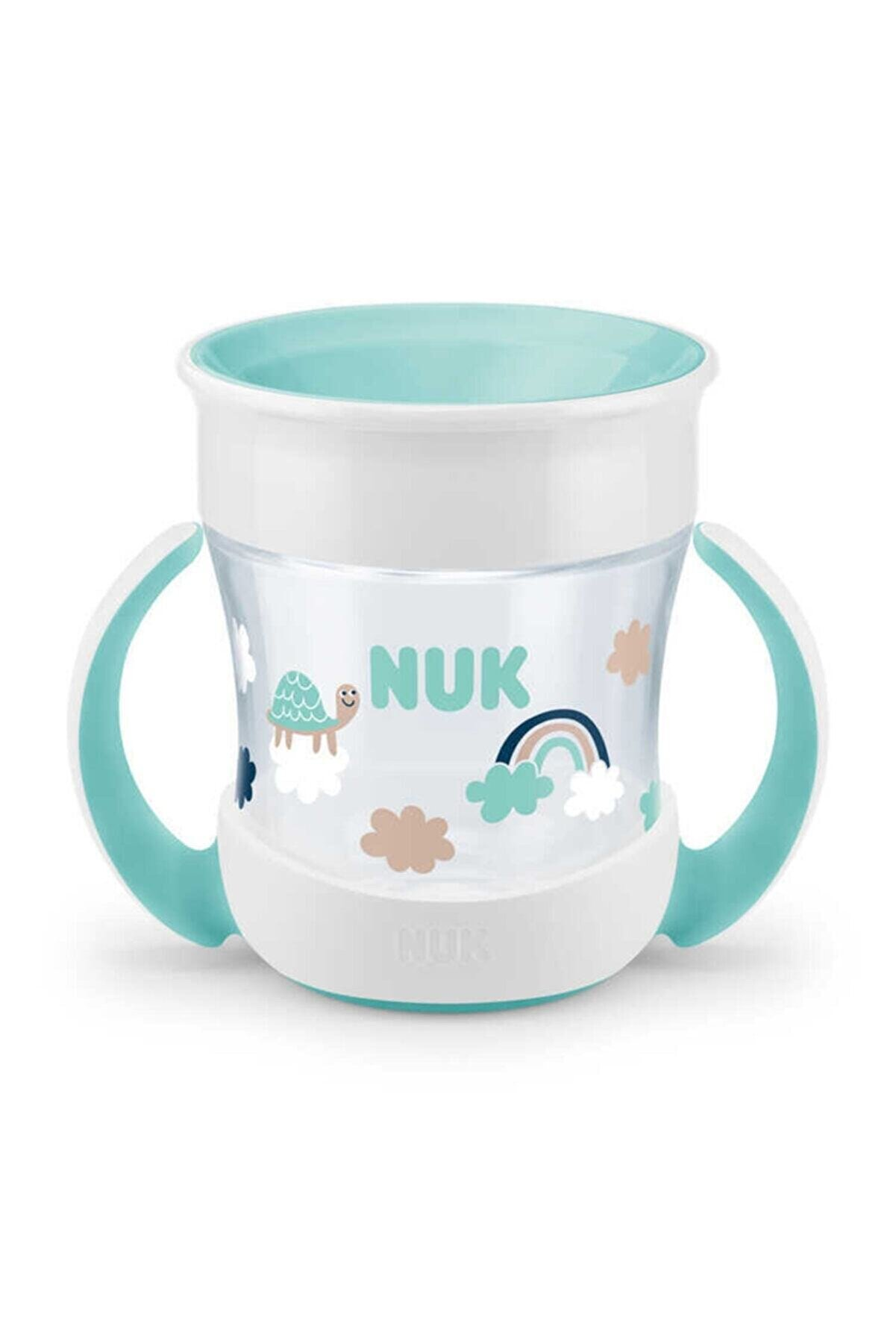 Nuk Yeni Evolution Mini Magic Cup 160ml Yeşil