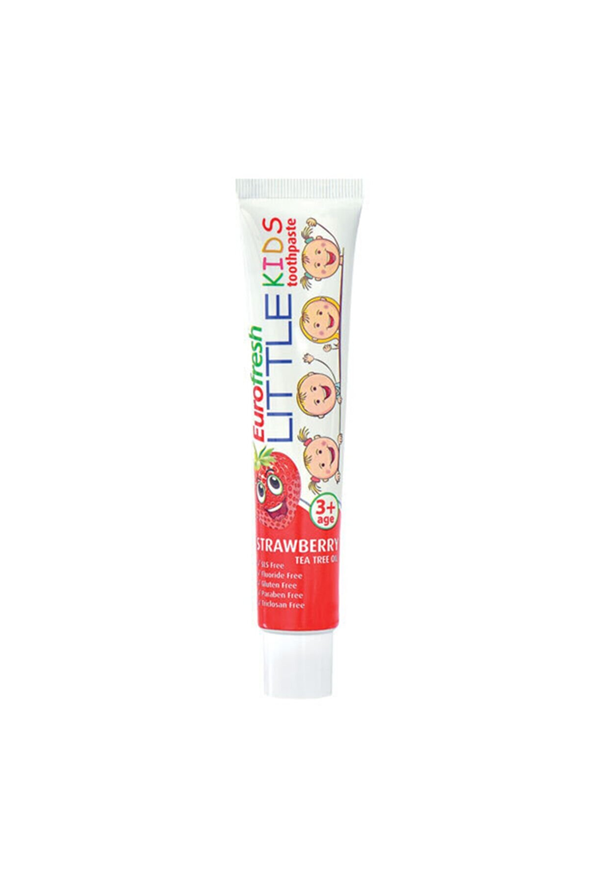 Farmasi Eurofresh 3 Yaş Ve Üzeri Çocuk Ve Hassas Dişler Için Diş Macunu 50 G