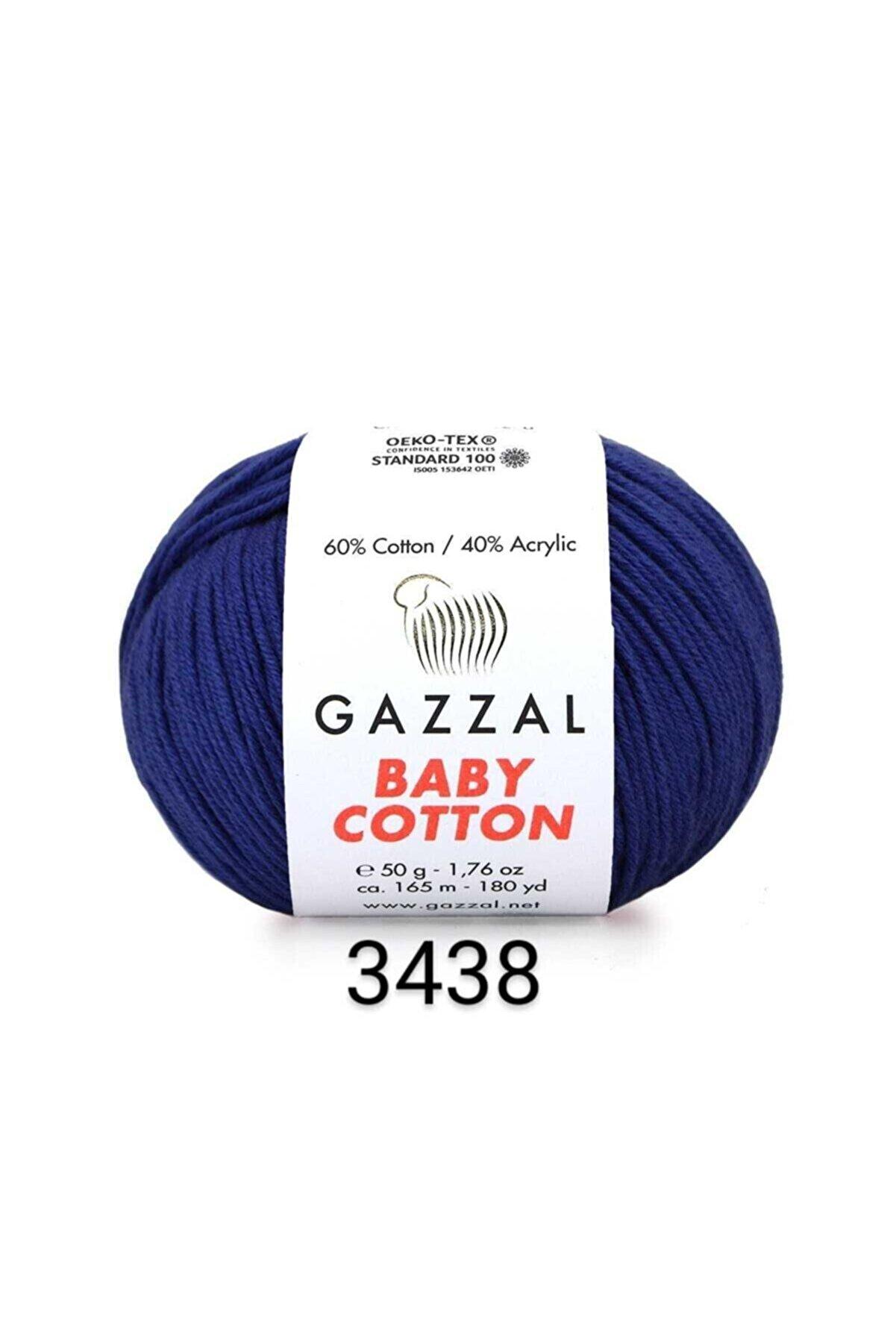 Gazzal Baby Cotton 50gr Amigurumi - Örgü Ipi
