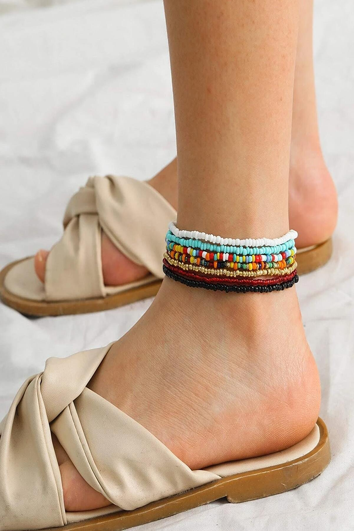 New Obsessions Gypsy Girl Boncuk Halhal Seti
