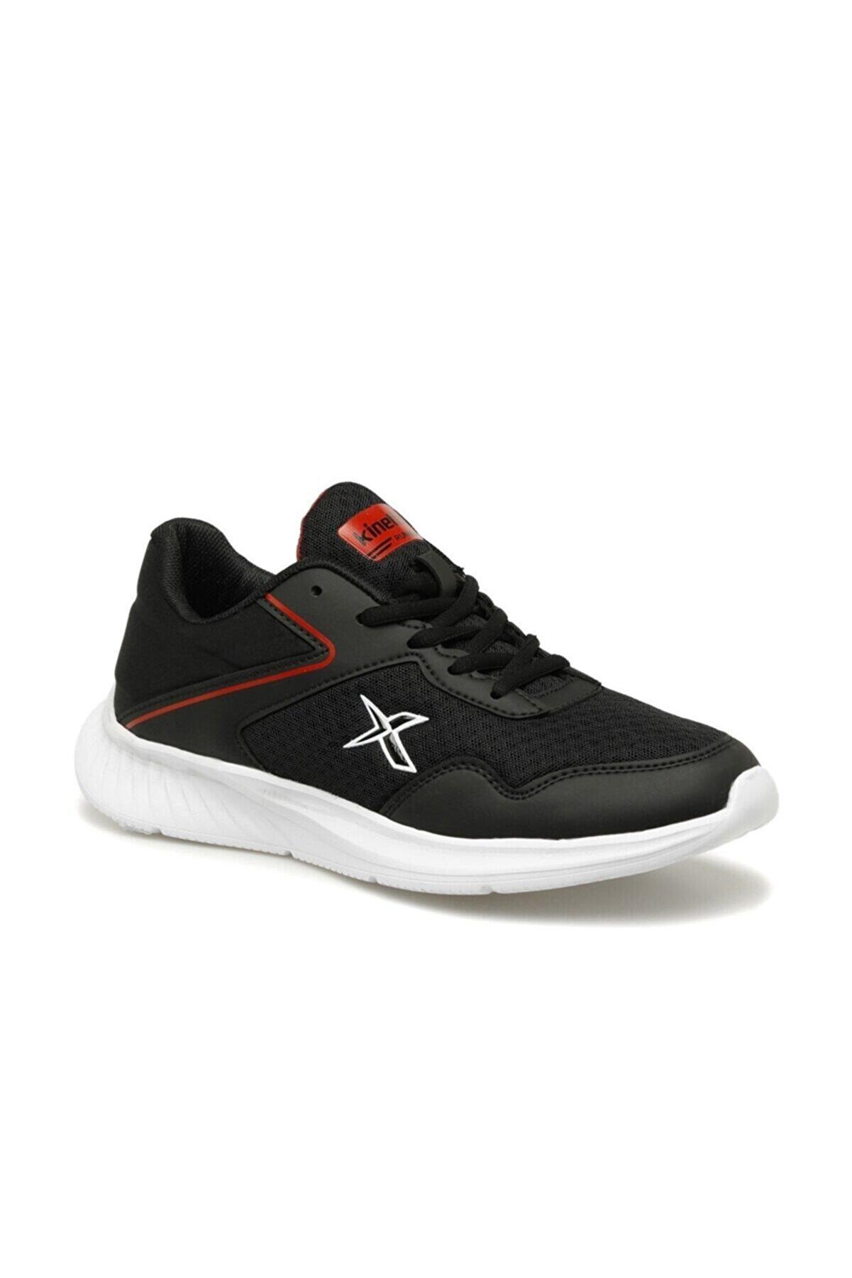 Kinetix JAKE 1FX Siyah Erkek Koşu Ayakkabısı 100603035