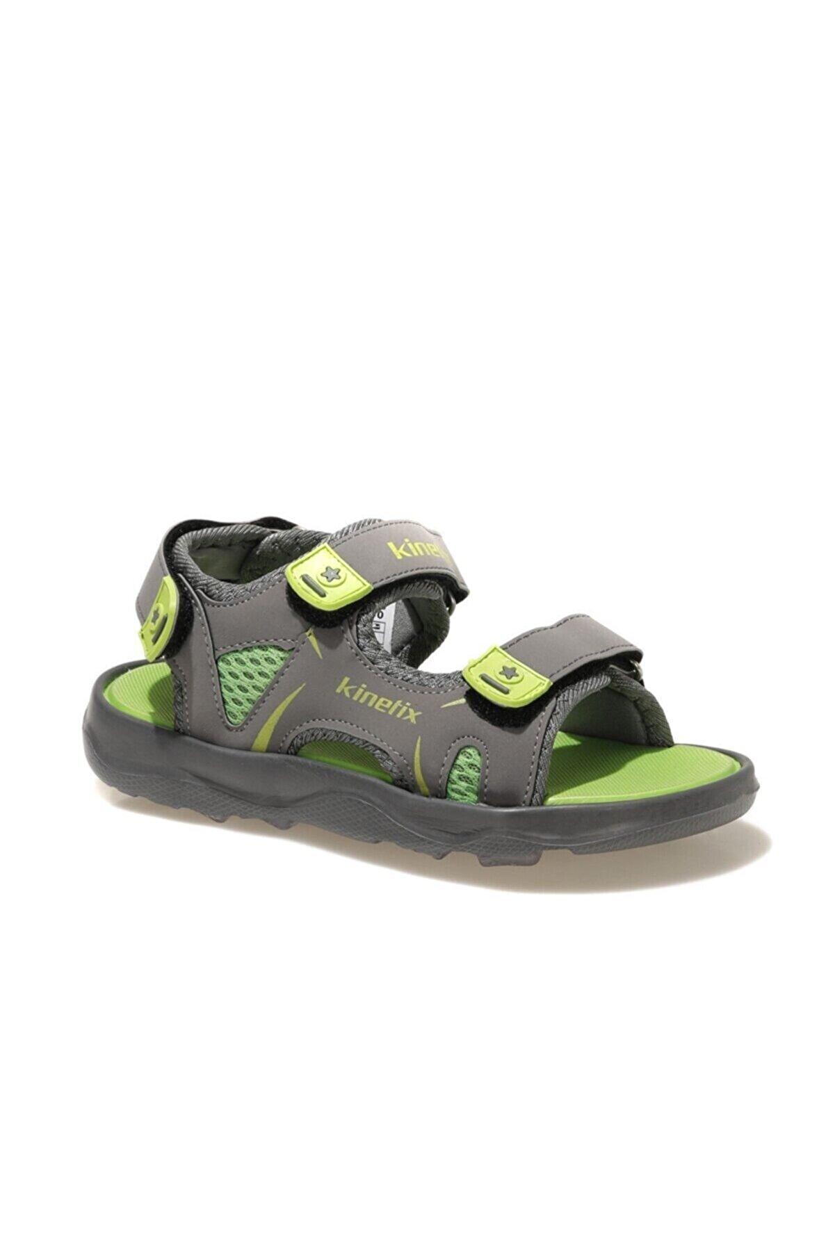 Kinetix TIMPA 1FX Gri Erkek Çocuk Sandalet 100786950