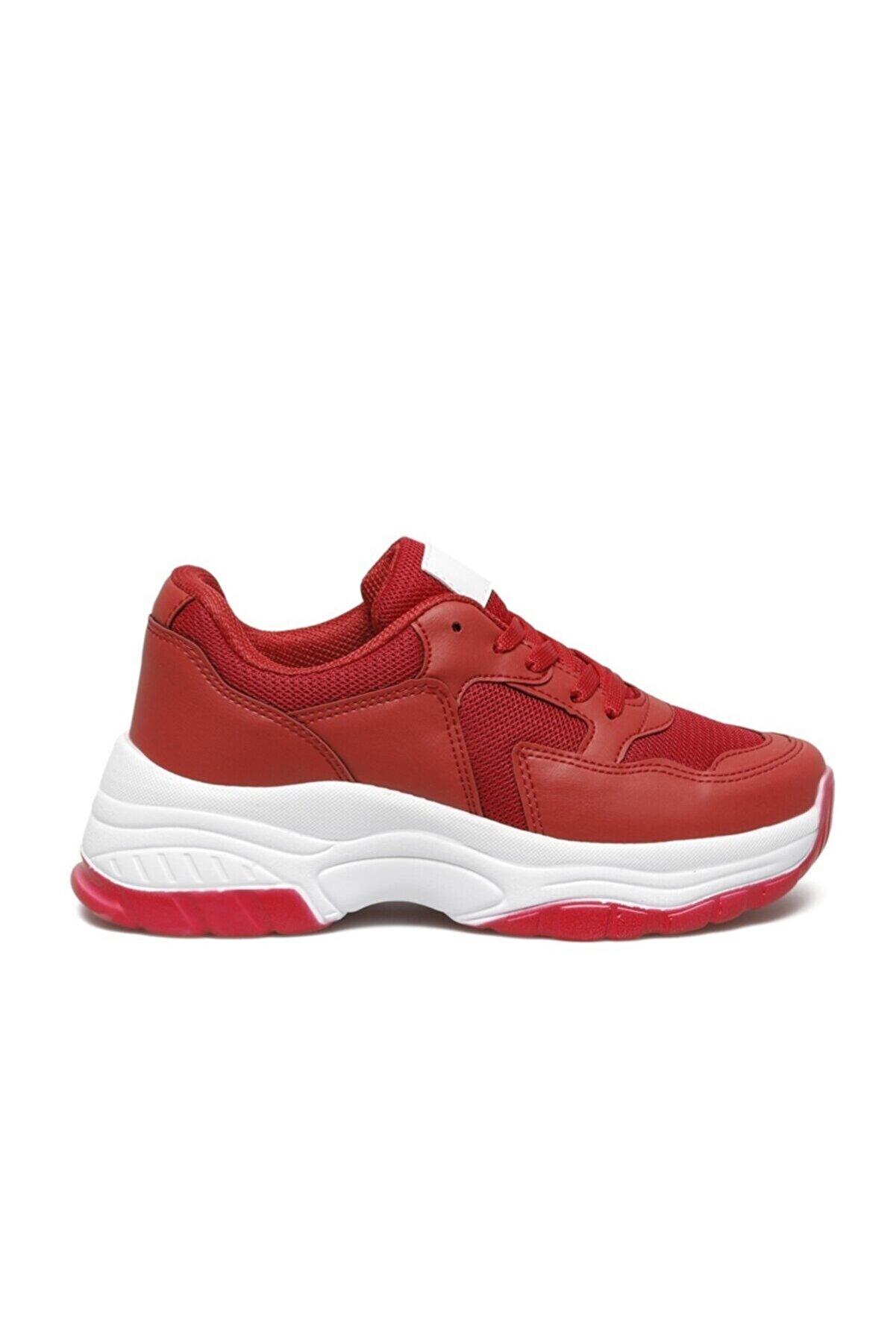Butigo BILL 1FX Kırmızı Kadın Fashion Sneaker 101056765
