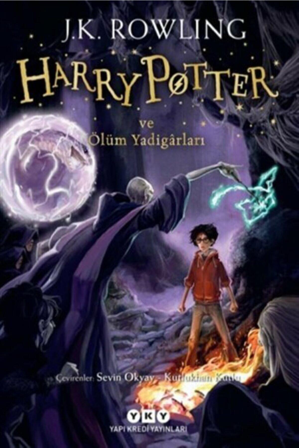 Yapı Kredi Yayınları Harry Potter Ve Ölüm Yadigarları - 7. Kitap