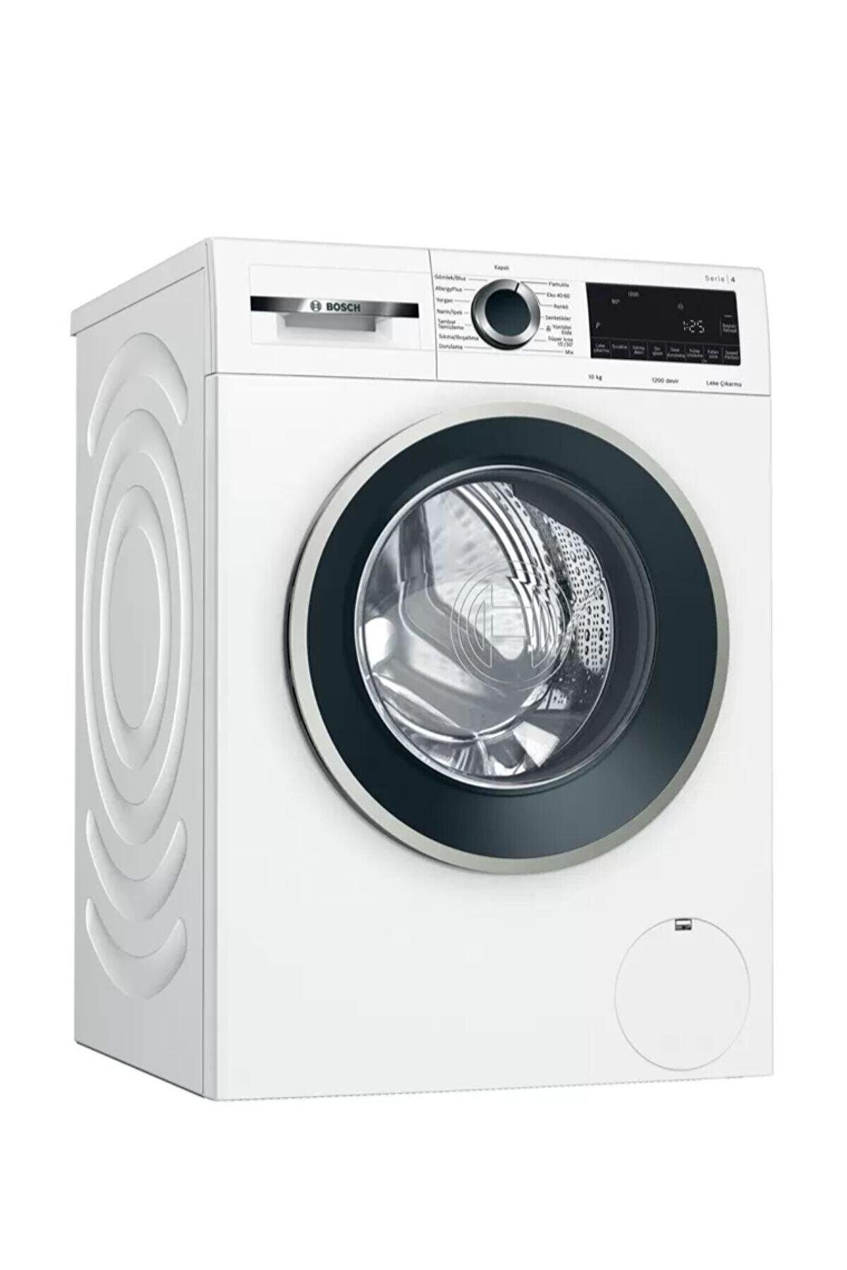 Bosch WGA252X0TR 1200 Devir 10 kg Çamaşır Makinesi
