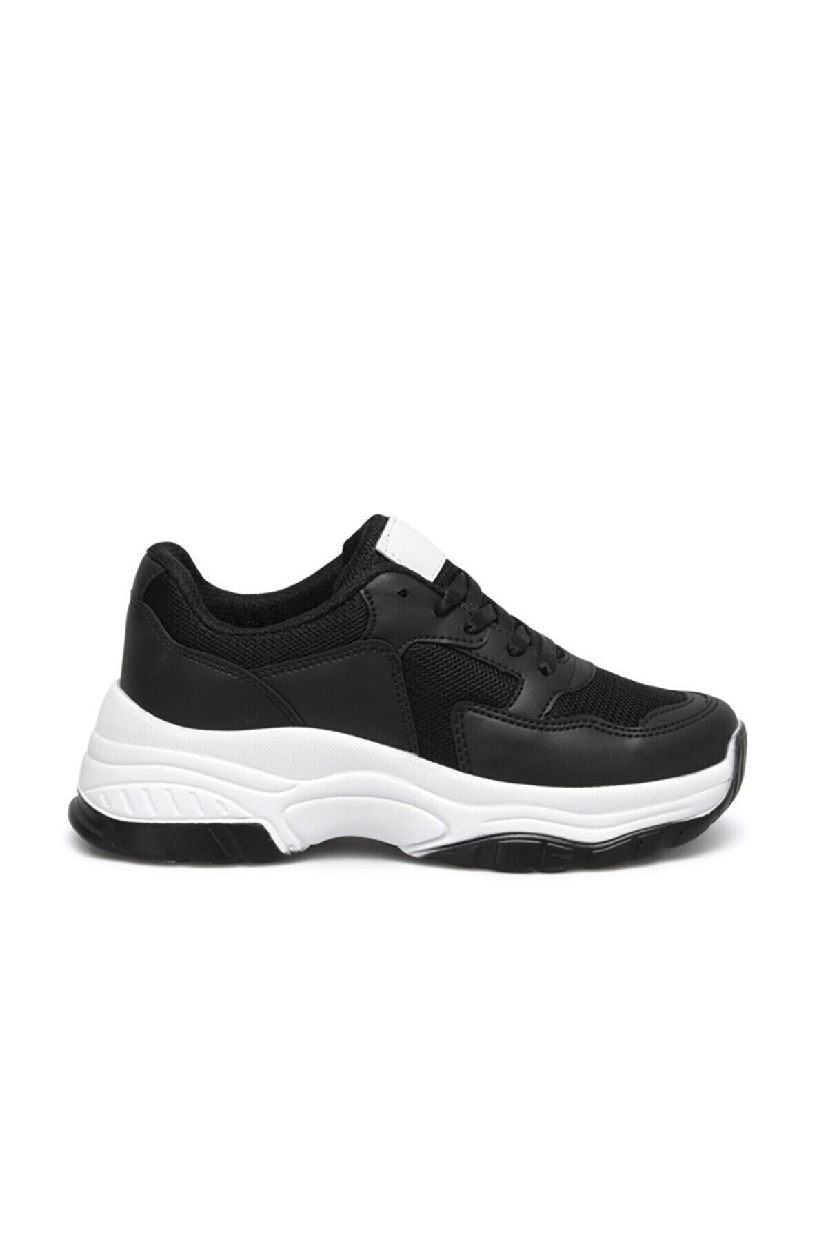 Butigo BILL 1FX Siyah Kadın Fashion Sneaker 101056763
