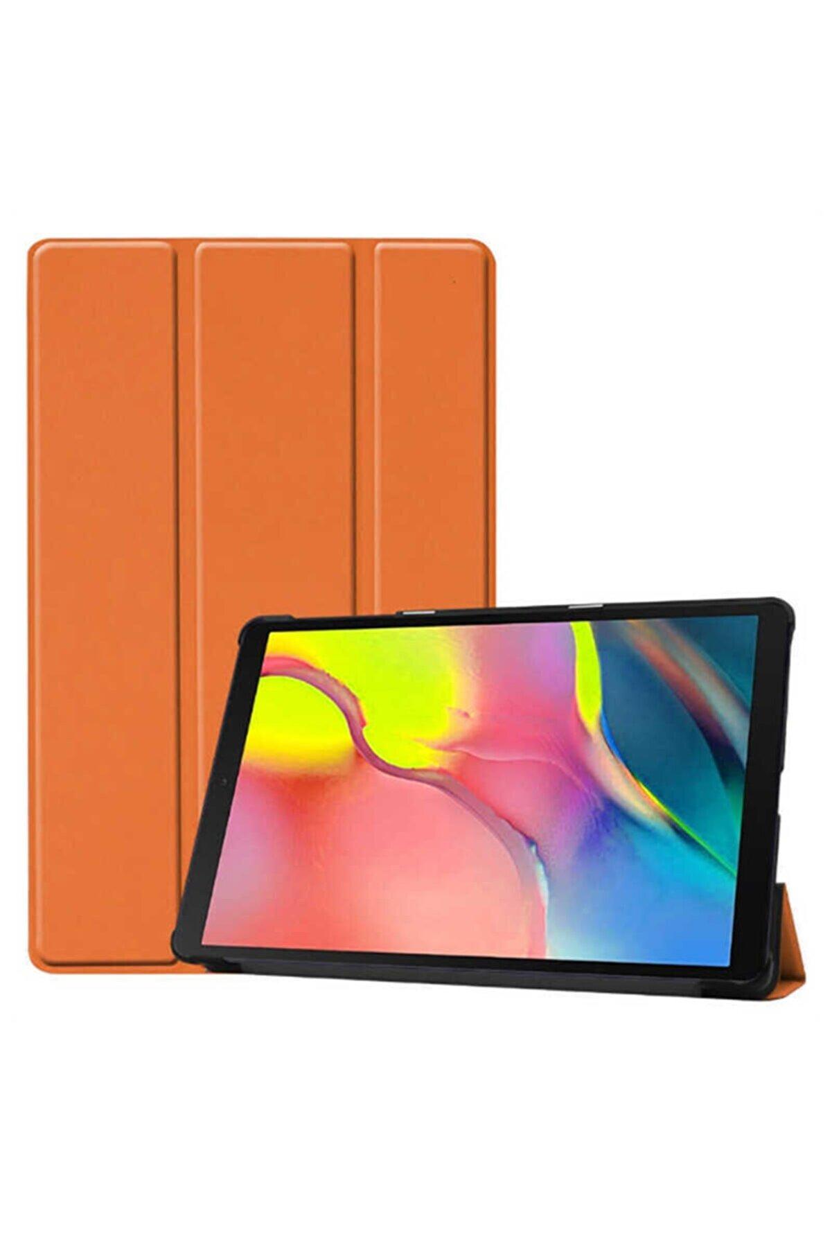 Samsung Galaxy Tab A T290 8 Inç Uyumlu Luxury Pu Leather Flip Stand Tablet Cover Nezih Case Tablet Kılıfı