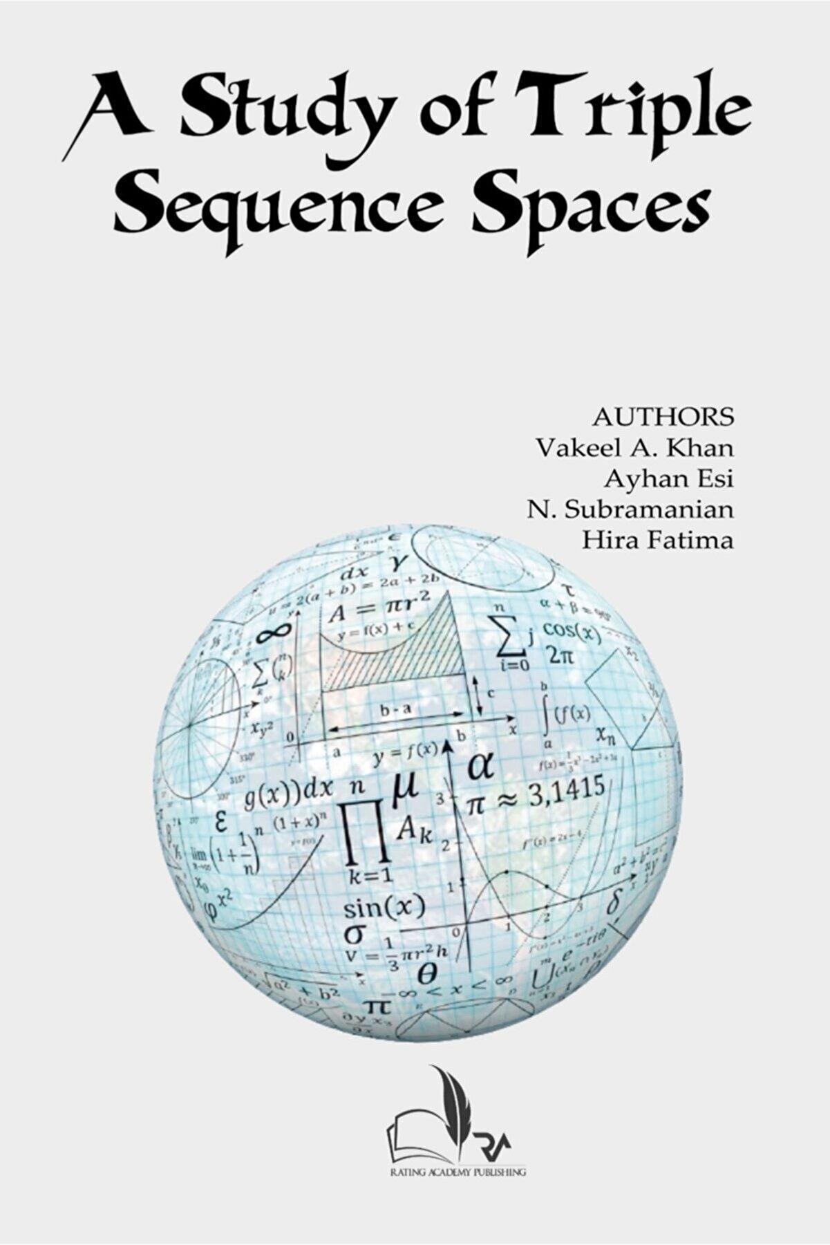 Rating Academy Yayınları A Study Of Triple Sequence Spaces