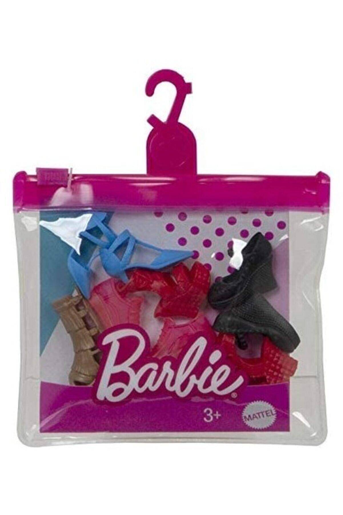 Barbie 'nin Ayakkabı Koleksiyonu Gwb14-gxg02