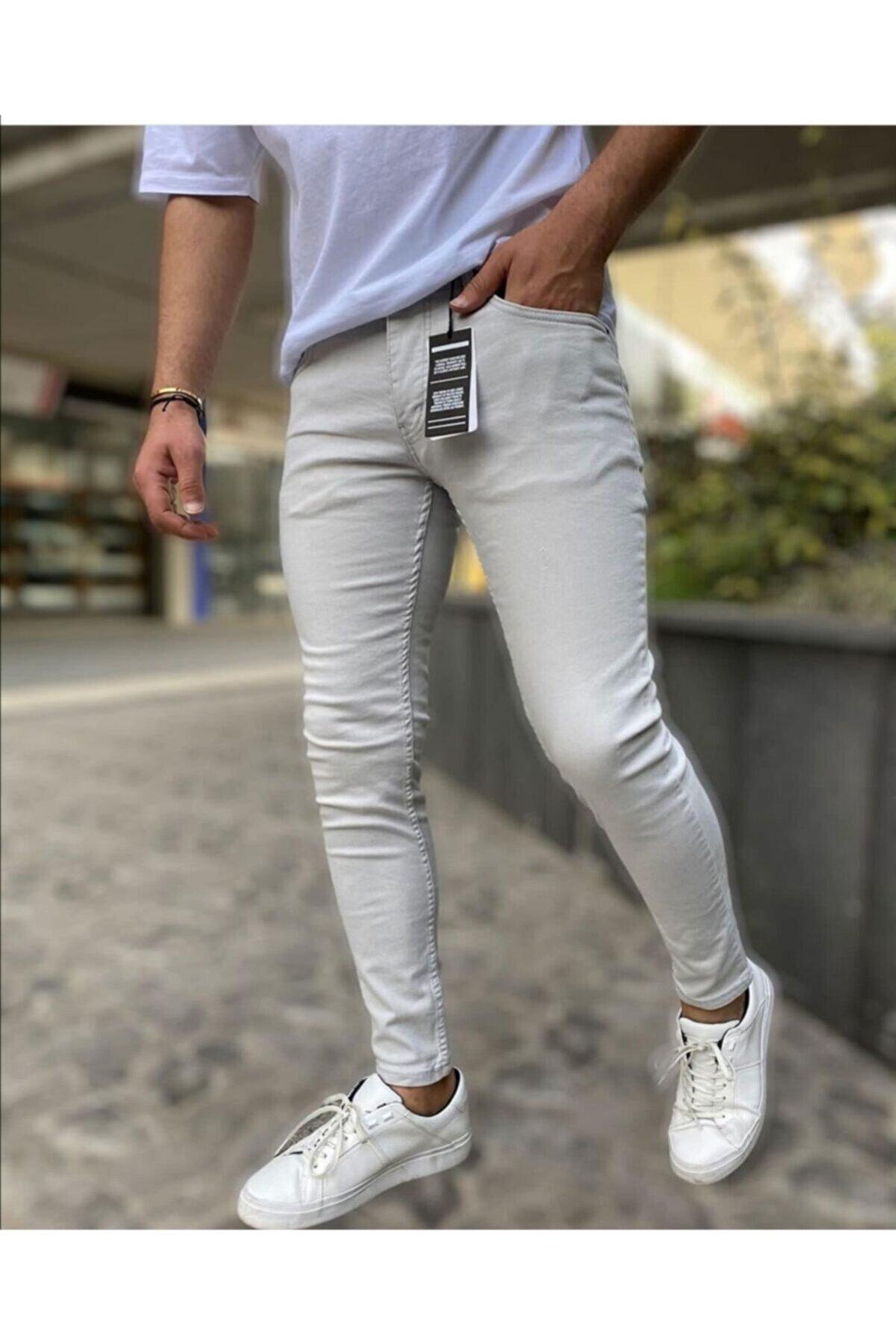 Rıddım Slımfit Taşrengi Kot Pantolon