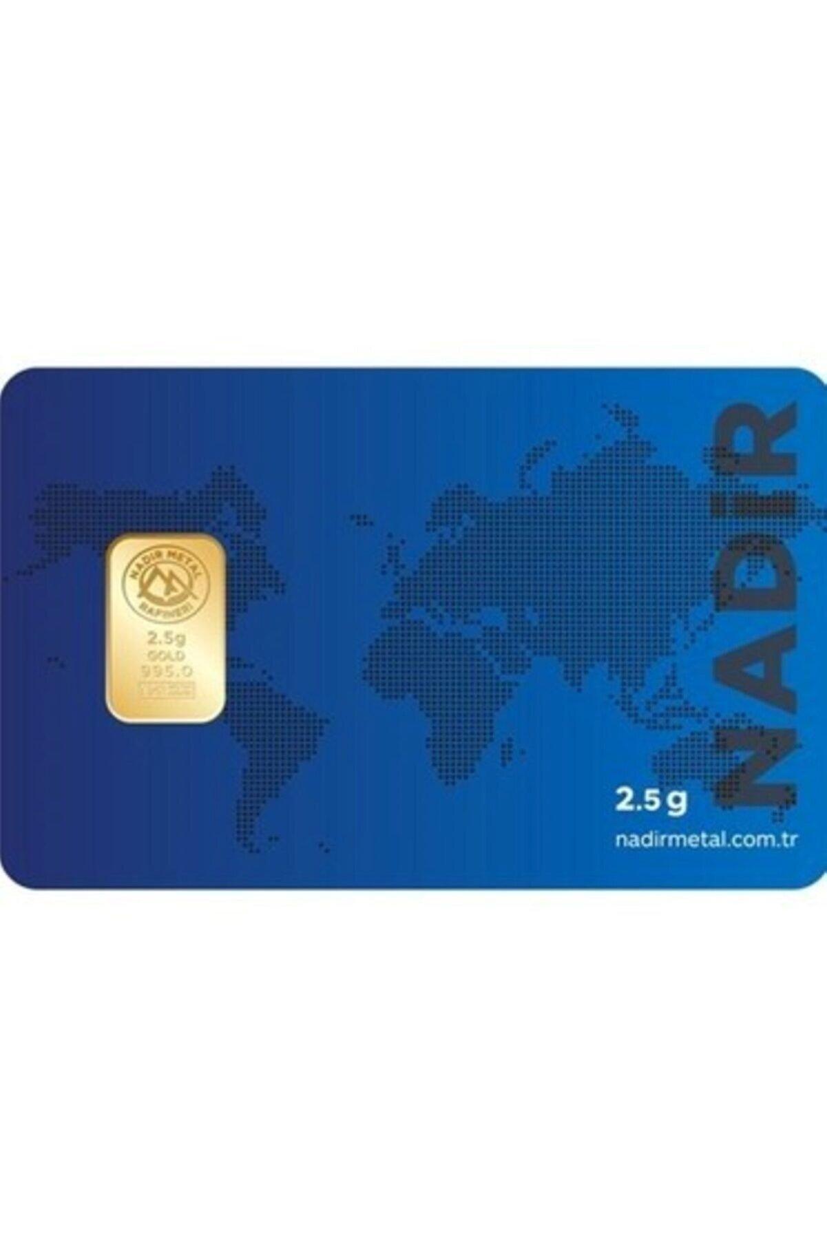 Nadir Gold 24 Ayar Altın 2.5gr