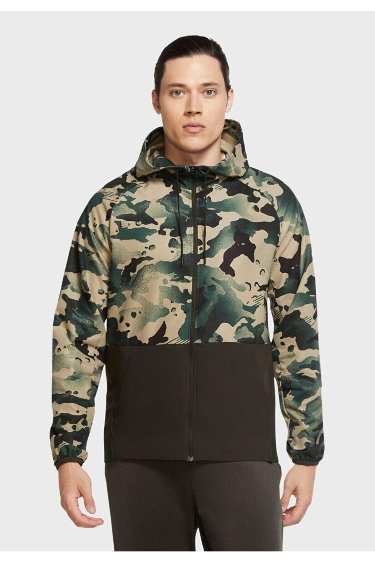 Nike Kapşonlu Hırka Cu4042-355