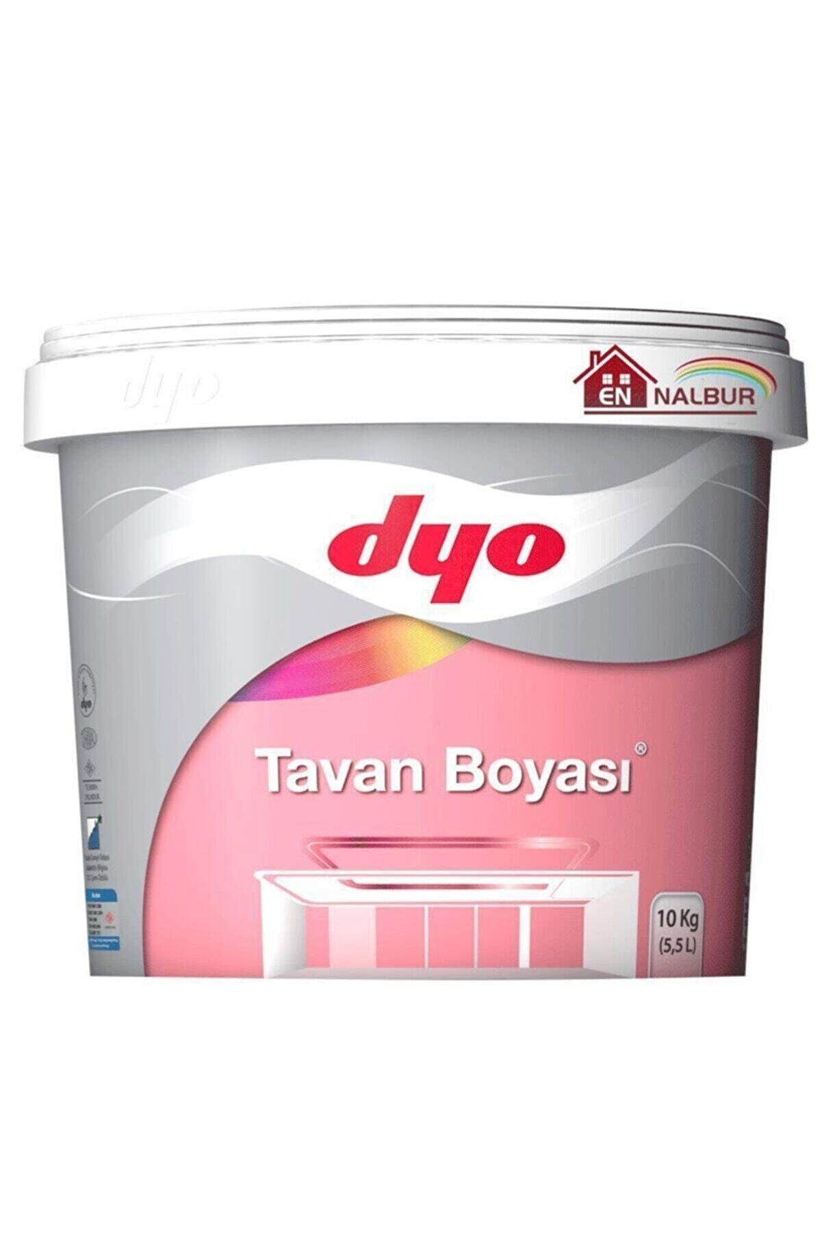 Dyo Tavan Boyası 10 Kg Beyaz
