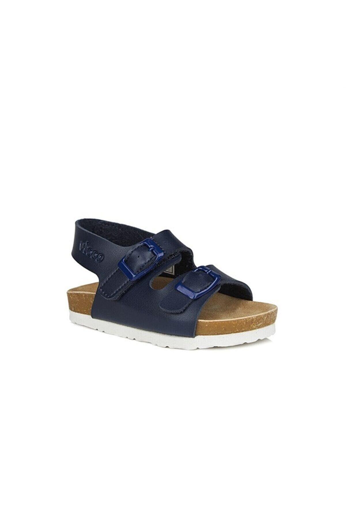Vicco 321.B20Y.360 Lacivert Erkek Çocuk Sandalet 100579022