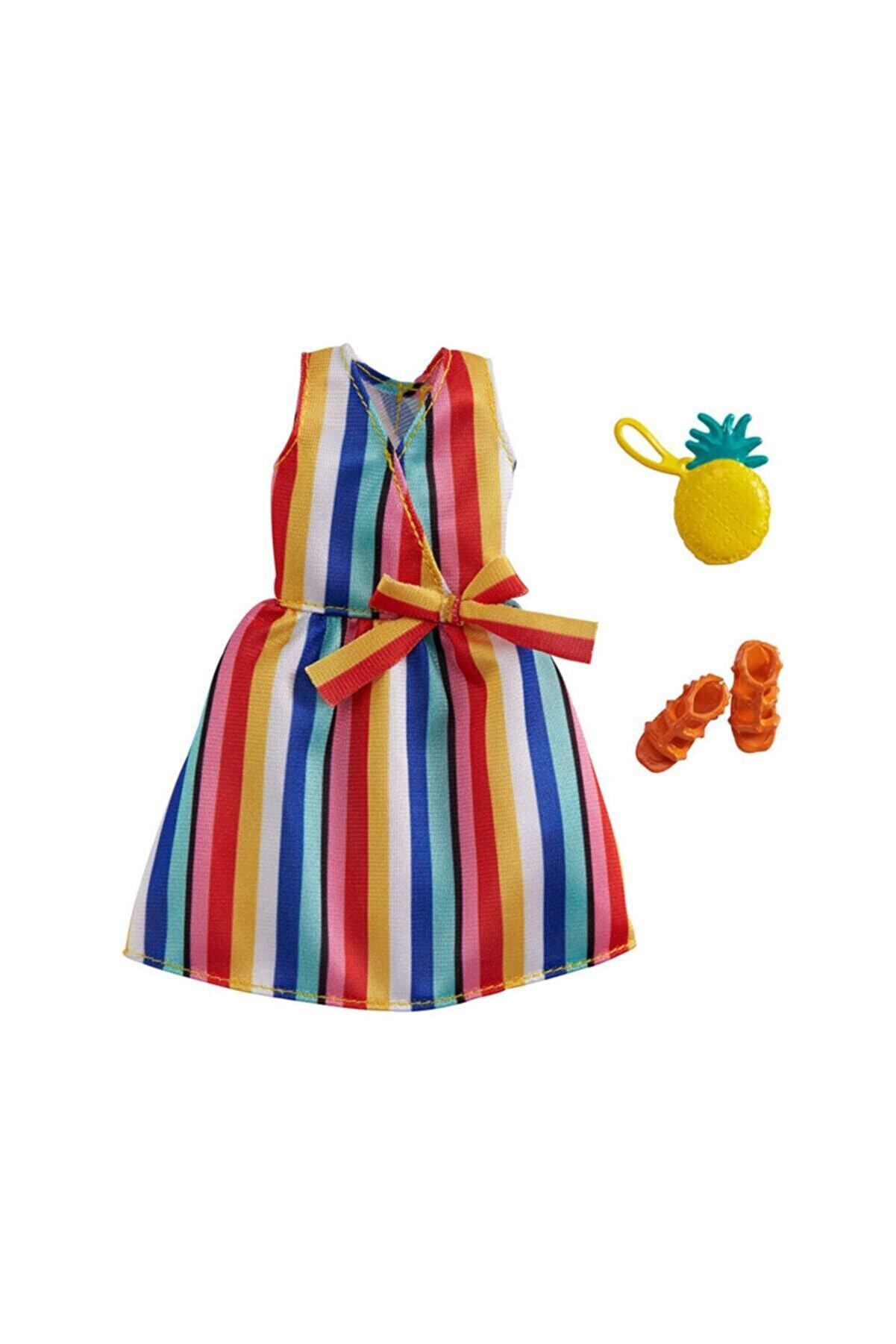 Barbie Nin Kıyafet Koleksiyonu Gwd96-grb98