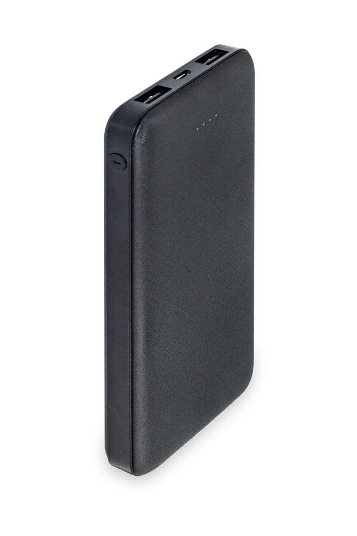 Dexim 10000 Mah Slim Powerbank-siyah