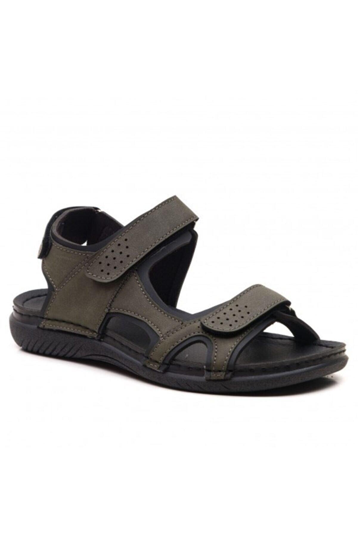 CARLAVERDEE Erkek Sandalet 301204