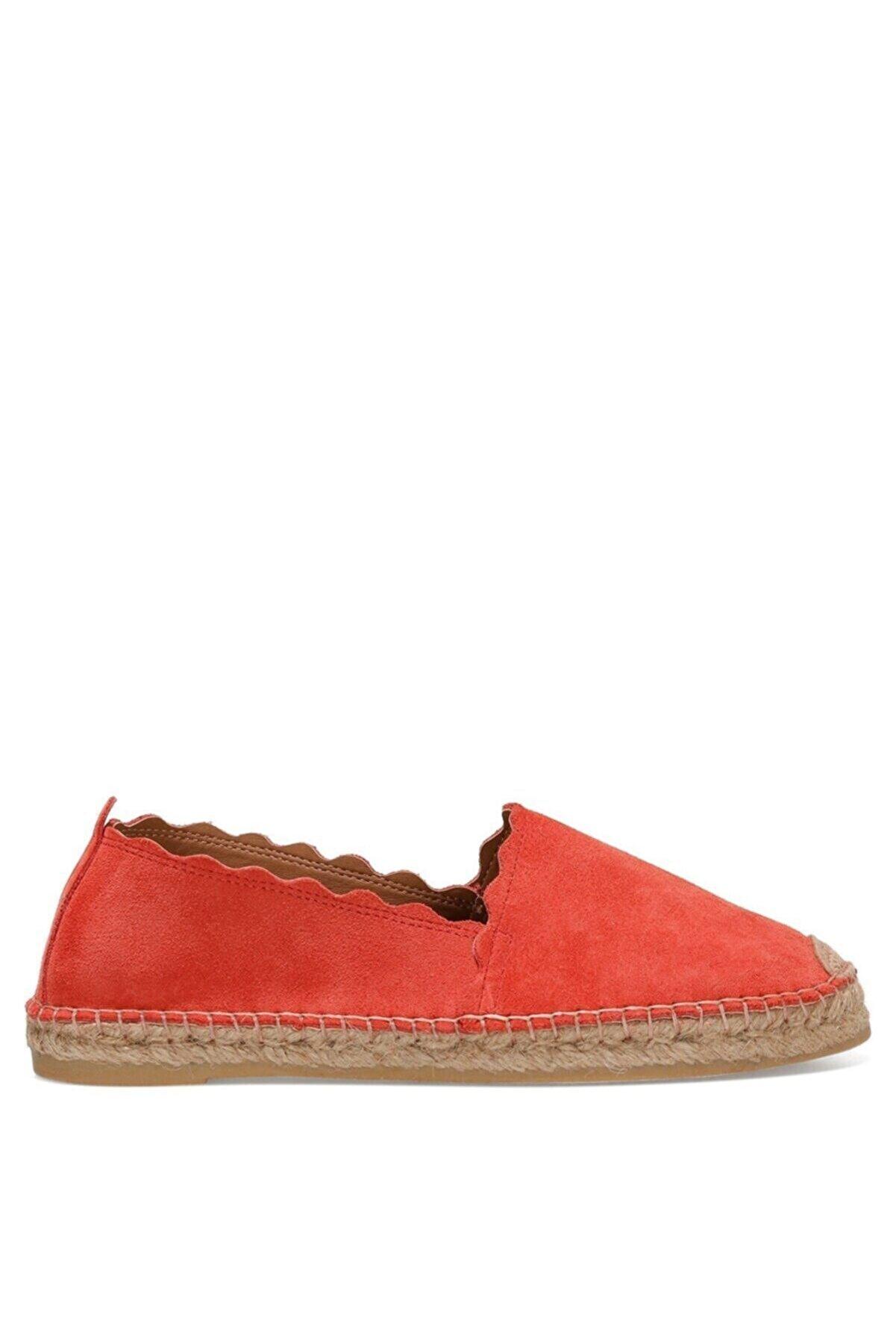Nine West UNDERDAY 1FX Kırmızı Kadın Espadril Ayakkabı 101028215