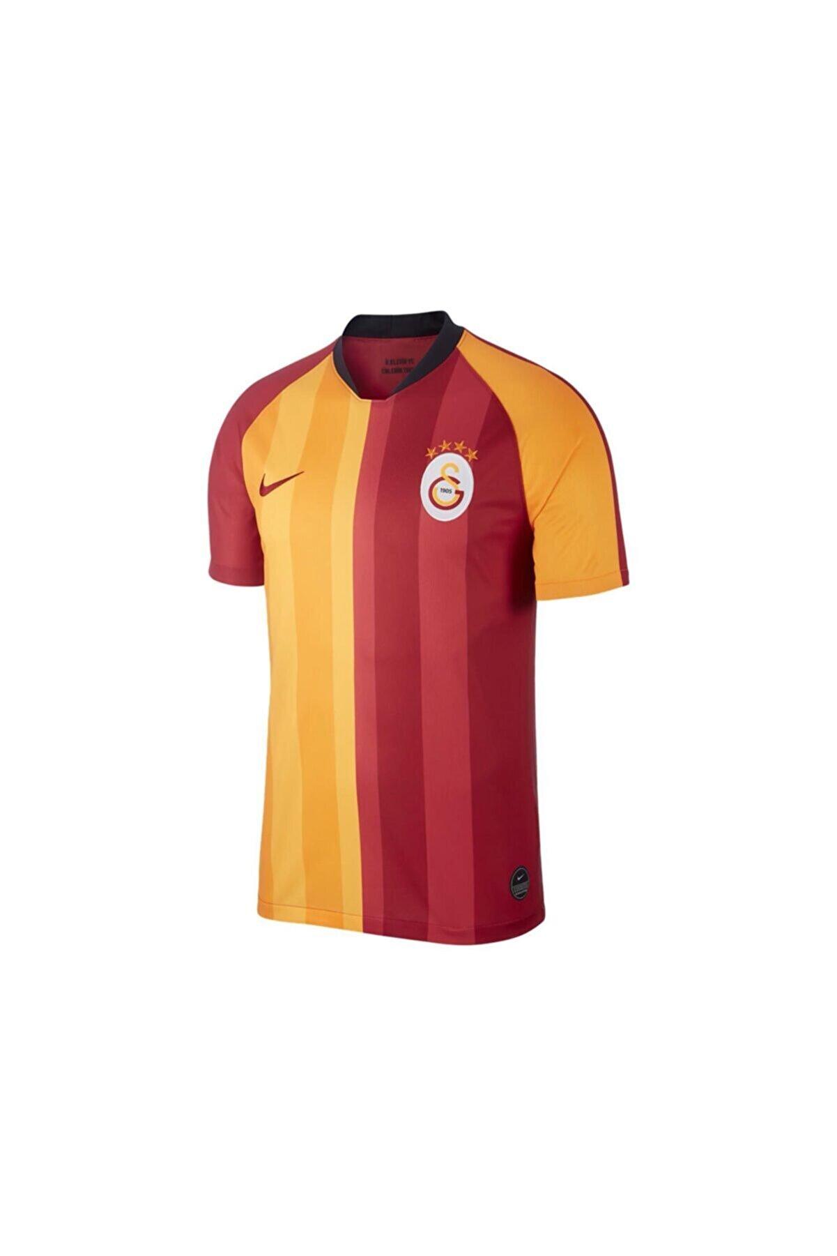 Nike Erkek Galatasaray 19-20 Sezon Home Forma Aj5537-628