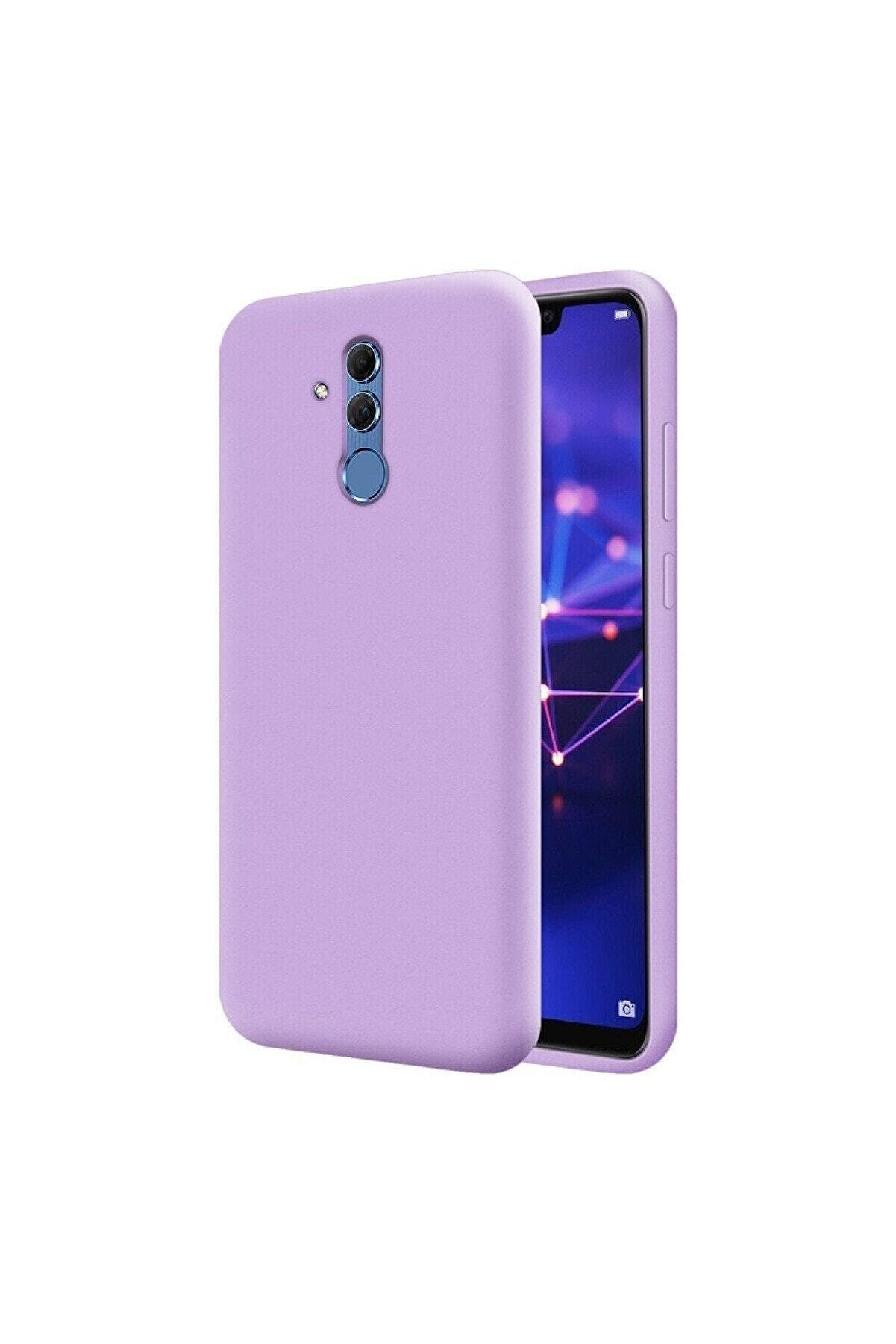 Bilişim Aksesuar Huawei Mate 20 Lite Lansman Silikon Kılıf