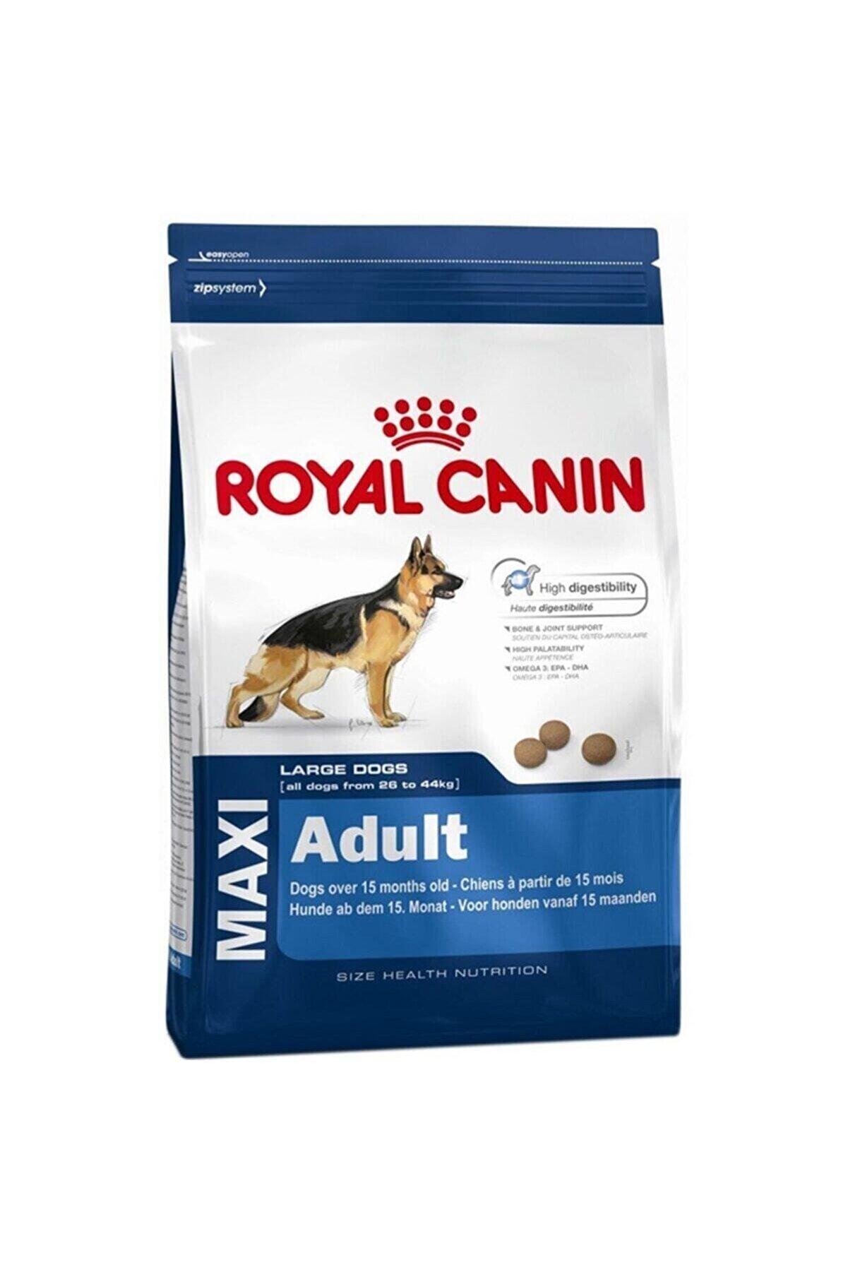 Royal Canin Maxi Adult Büyük Köpek Maması 15 kg