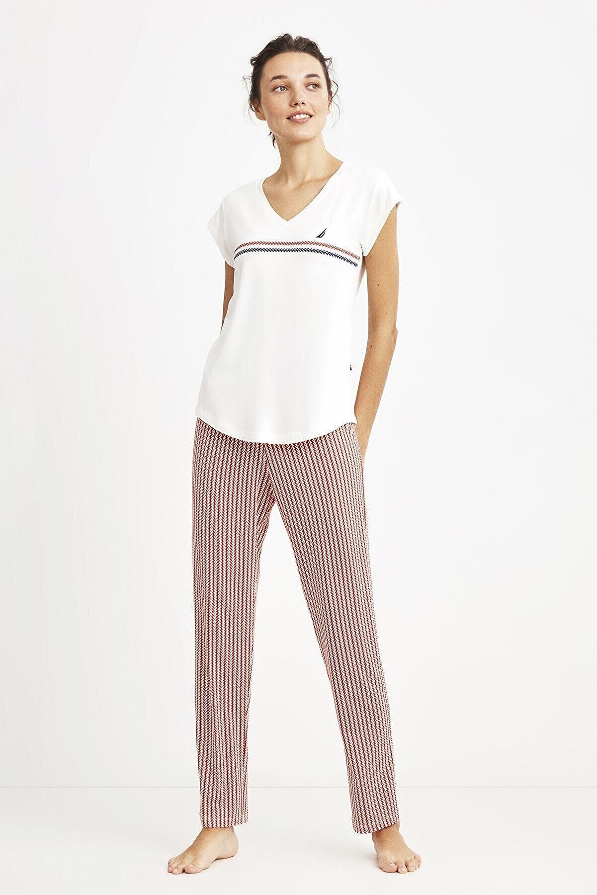 Nautica W129 Pijama Takım