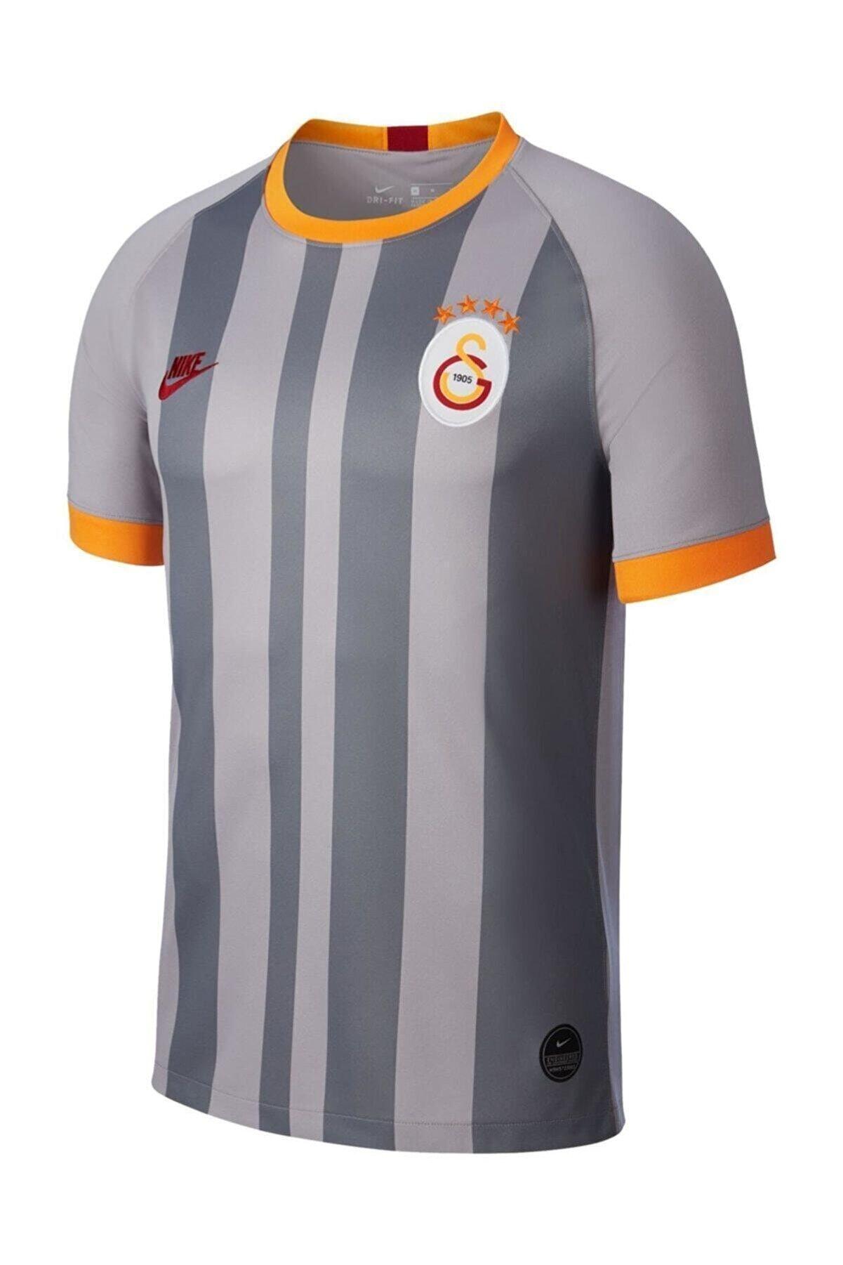 Nike Erkek Gri Galatasaray 19-20 Sezon Forma At0030-060