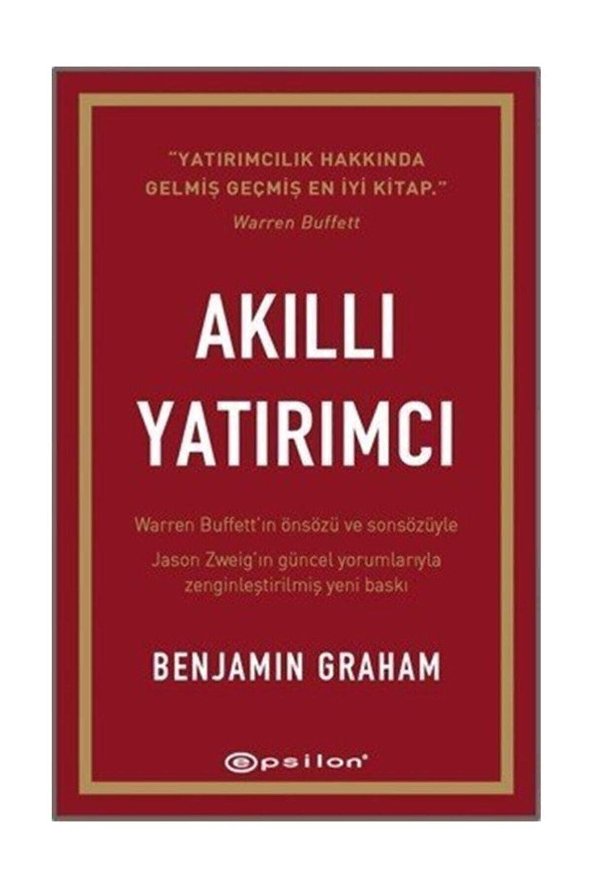 Epsilon Yayınları Akıllı Yatırımcı Benjamin Graham