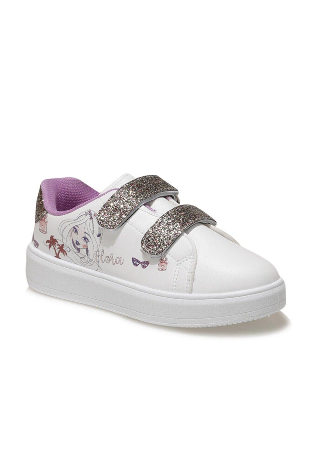 Winx UPIS.F1FX Beyaz Kız Çocuk Sneaker 100938644