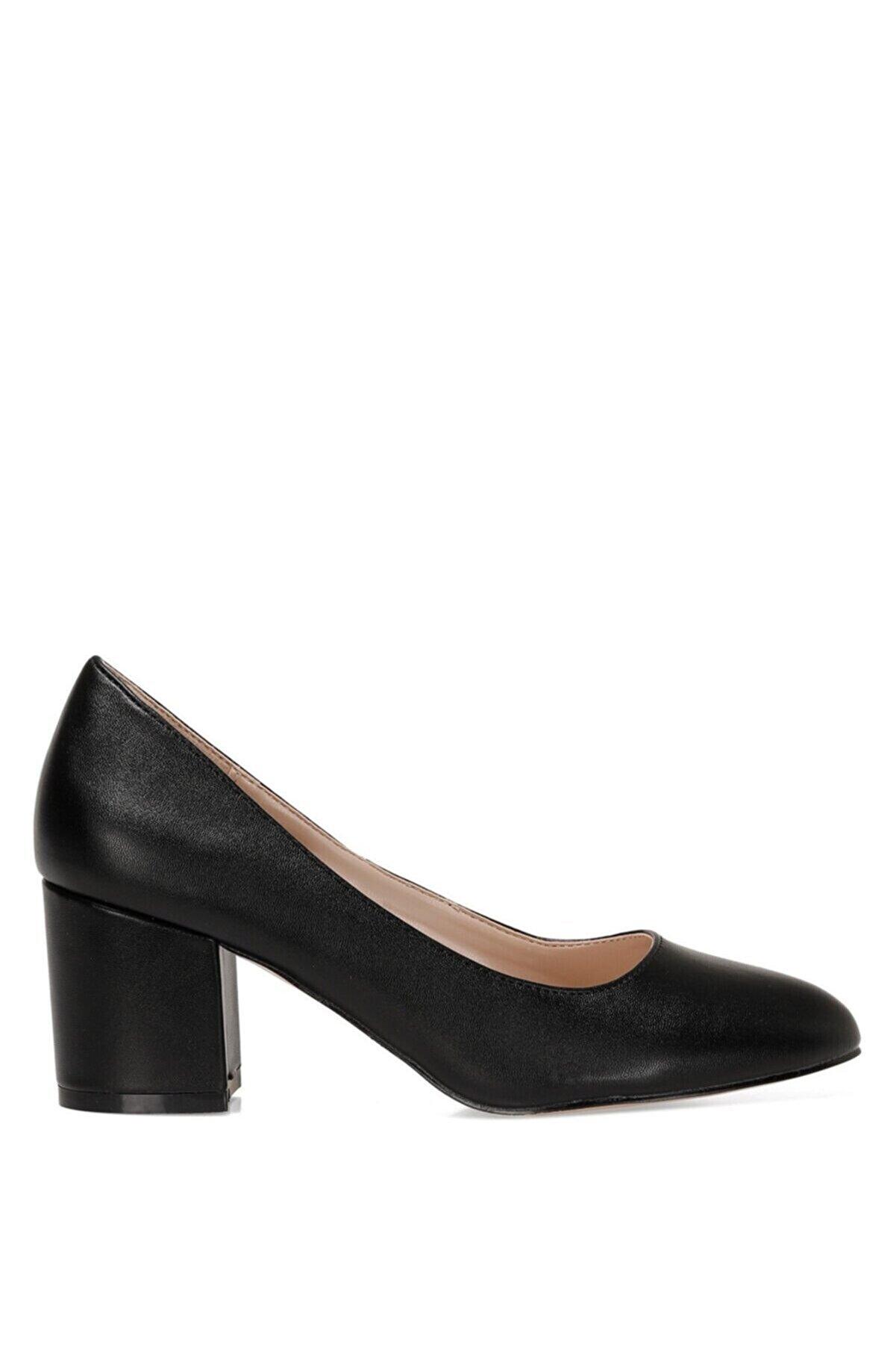 Nine West ULISEN 1FX Siyah Kadın Gova Ayakkabı 101029604