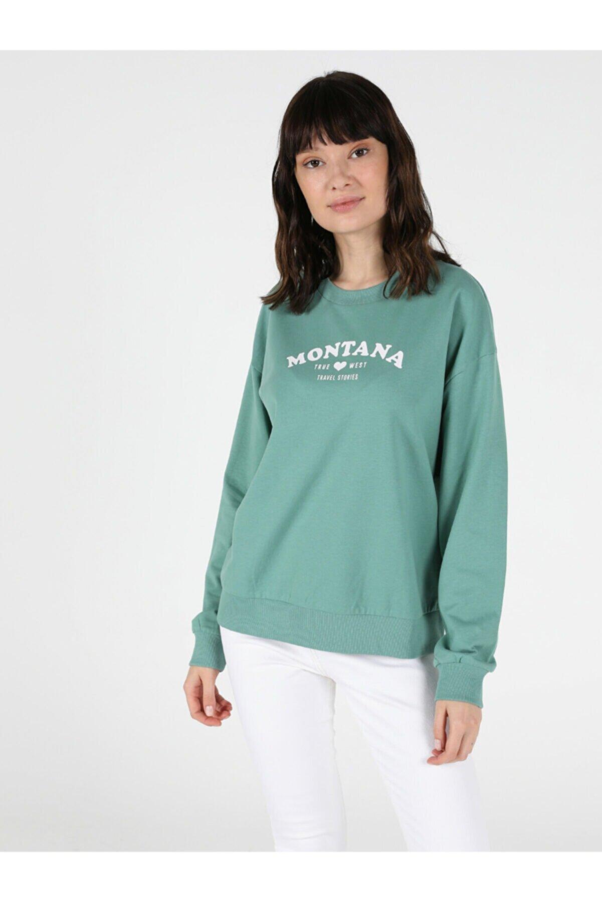 Colin's KADIN Regular Fitkadın Sweatshirt CL1051010