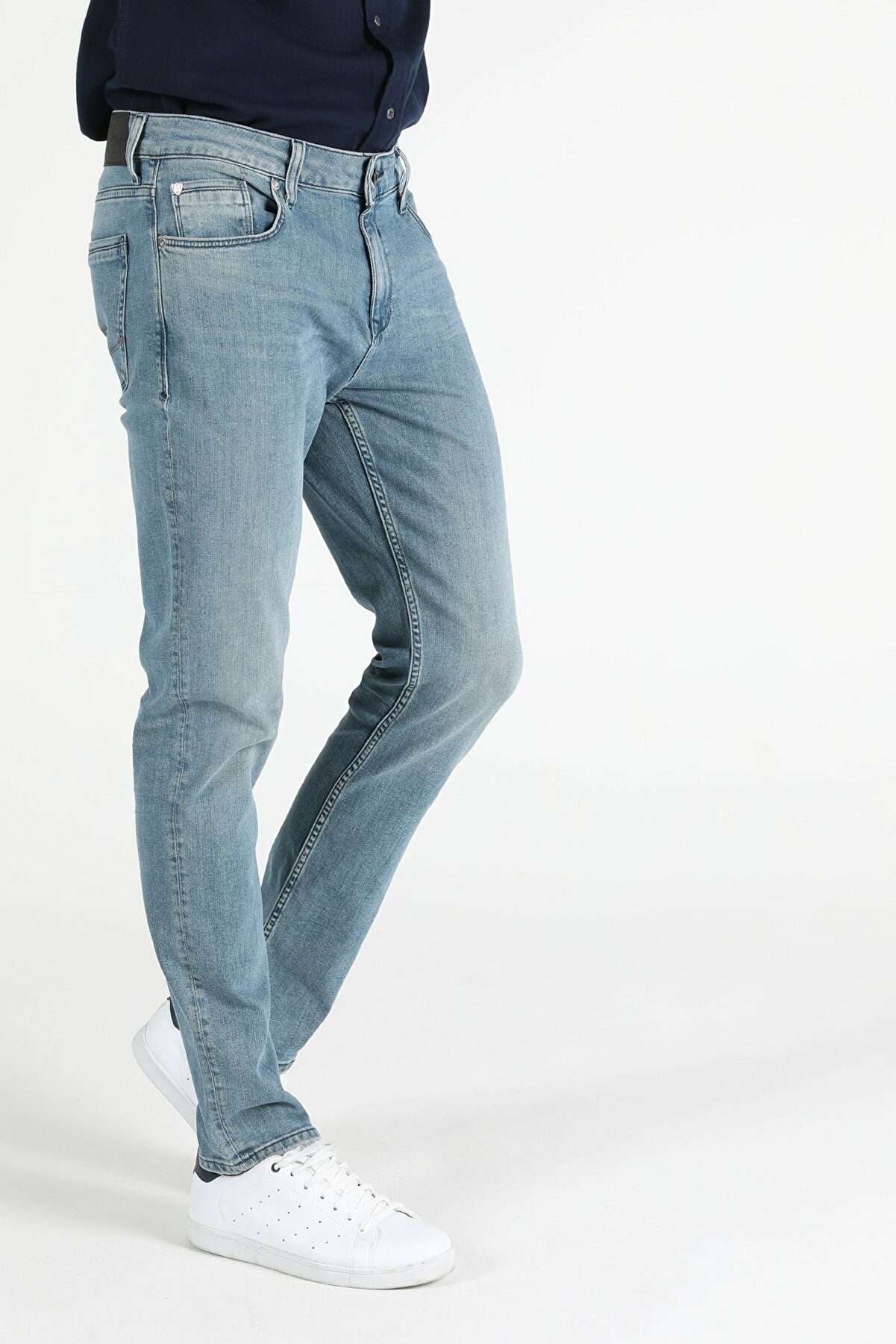Colin's ERKEK 044 Karl Düşük Bel Düz Paça Straight Fit Jean Erkek Jean Pantolon CL1050990